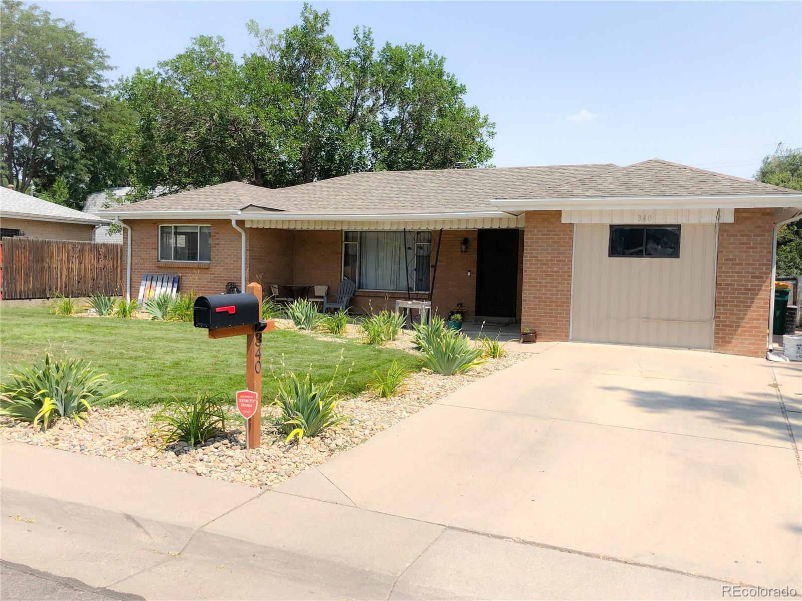 340 Harlan Street, Lakewood, CO 80226 - #: 2607530