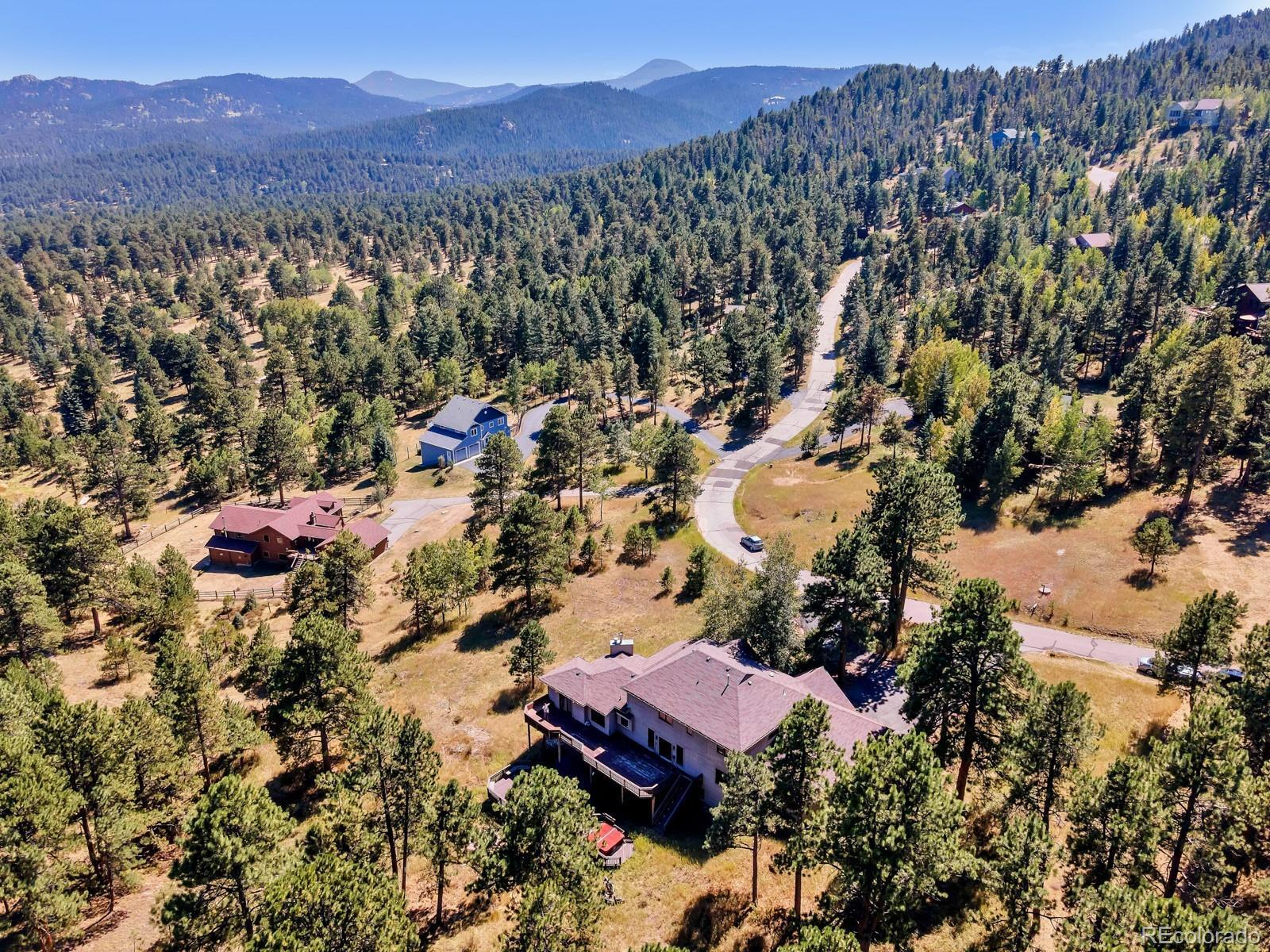 5340 Three Sisters Circle, Evergreen, CO 80439 - #: 6870531