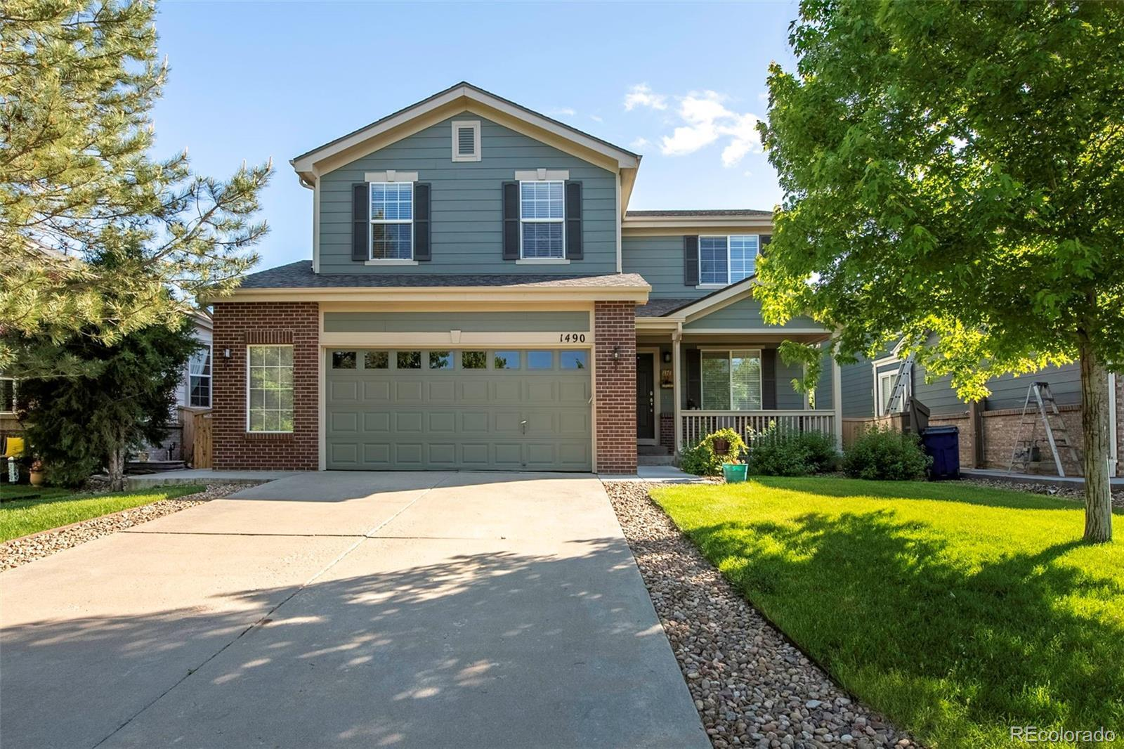 1490 Hickory Drive, Erie, CO 80516 - #: 7431532