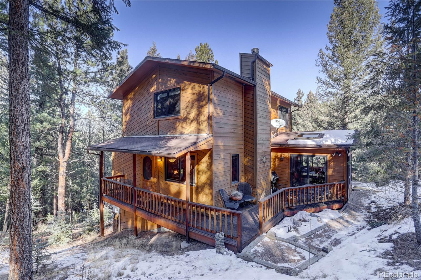 28101 Camel Heights Circle, Evergreen, CO 80439 - #: 3540534
