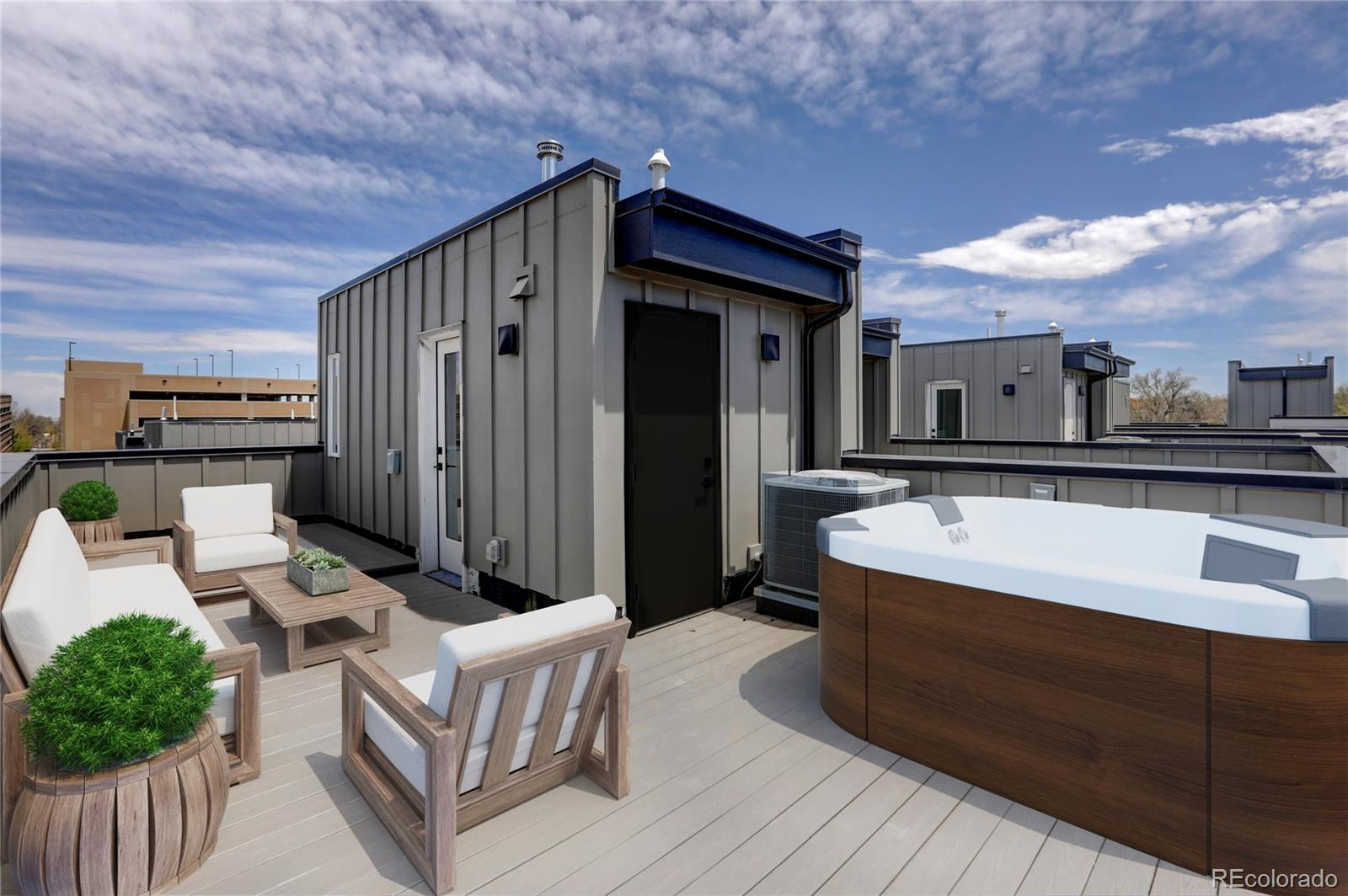3545 S Emerson Street #Unit D, Englewood, CO 80113 - #: 8231534