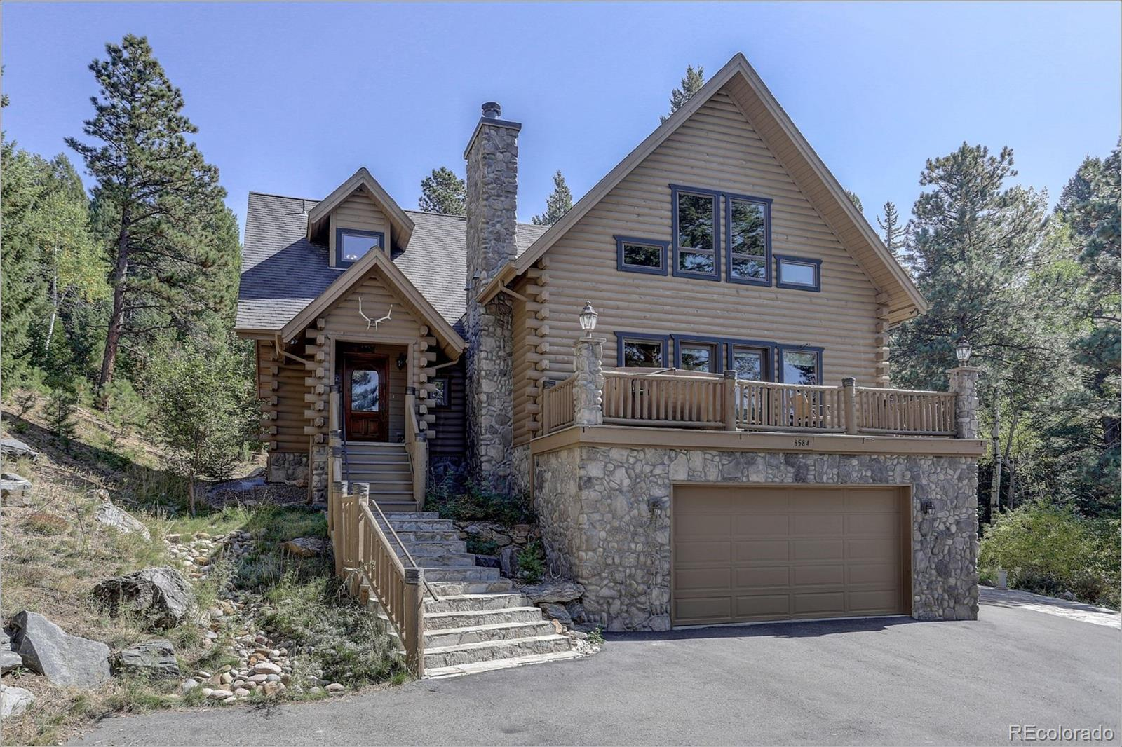 8584  Armadillo Trail, Evergreen, CO 80439 - #: 8218536