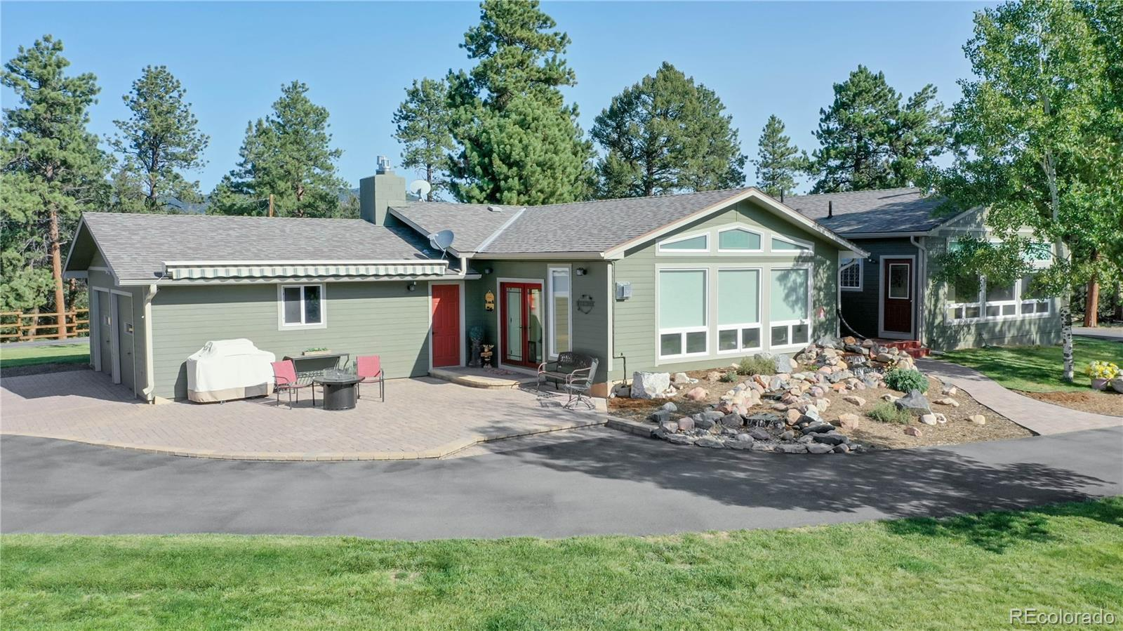 13502 S Wamblee Valley Road, Conifer, CO 80433 - #: 4511539