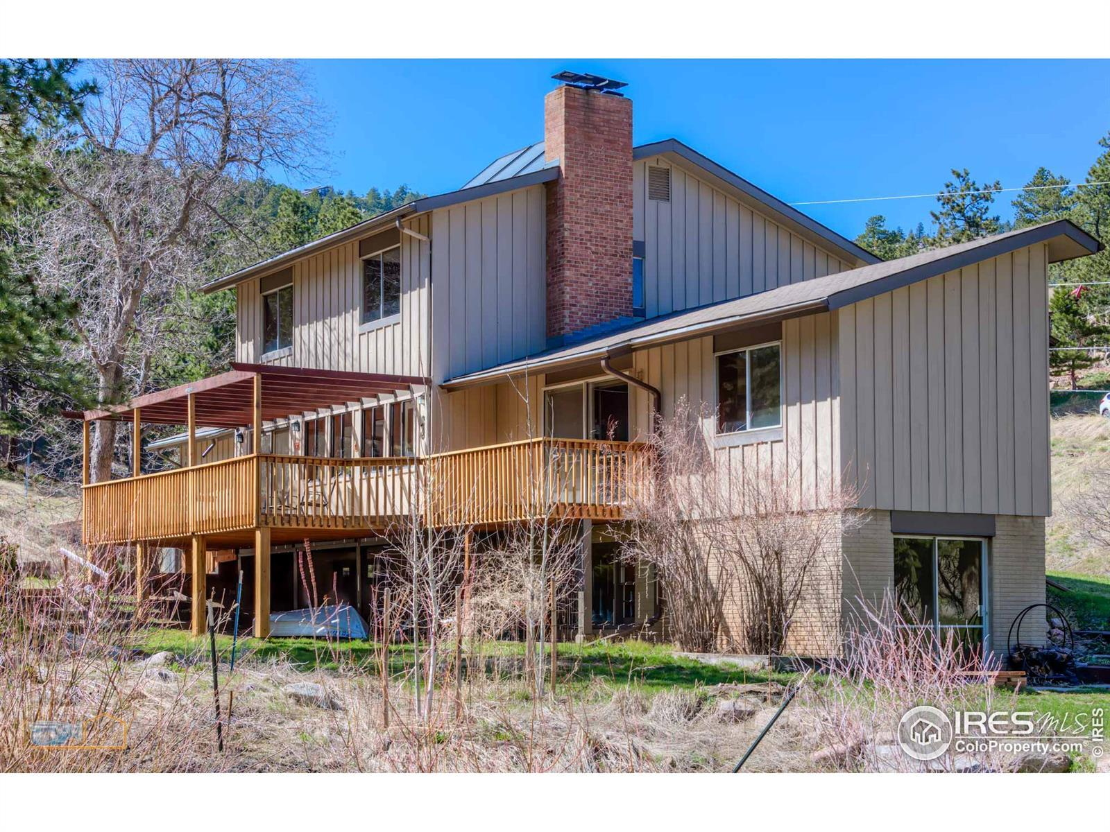 1037 Wagonwheel Gap Road, Boulder, CO 80302 - #: IR911541