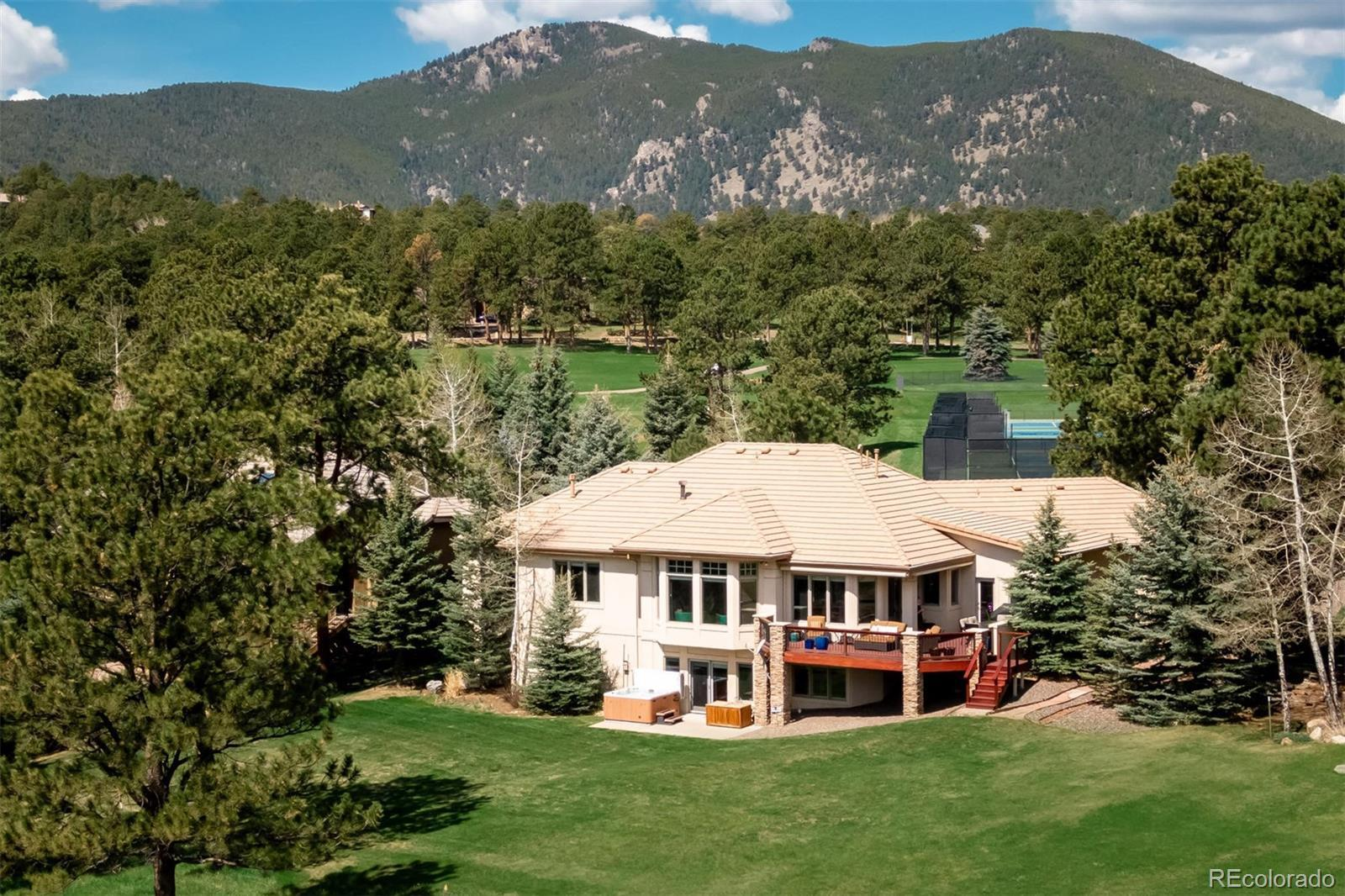 2768 The Country Club Lane, Evergreen, CO 80439 - #: 8986546