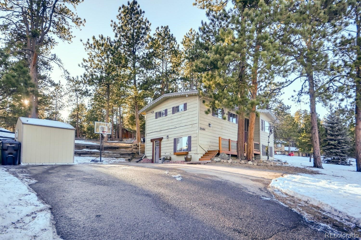 29484 Greenwood Lane, Evergreen, CO 80439 - #: 2795551