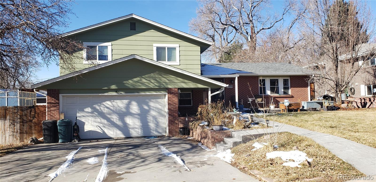 6029 Wright Street, Arvada, CO 80004 - #: 9215551