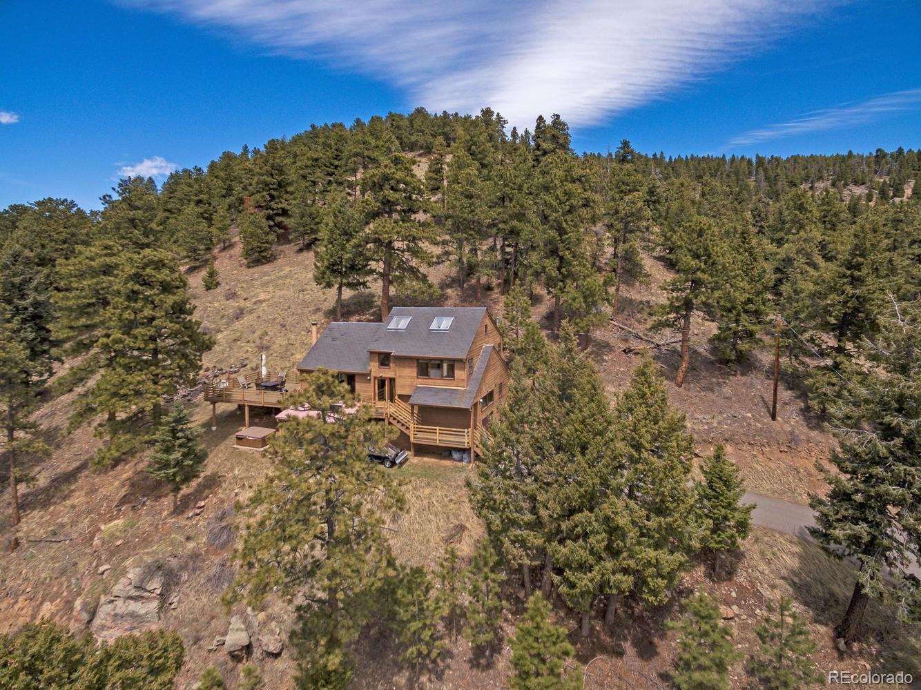 7340 Timber Trail Road, Evergreen, CO 80439 - #: 4970556