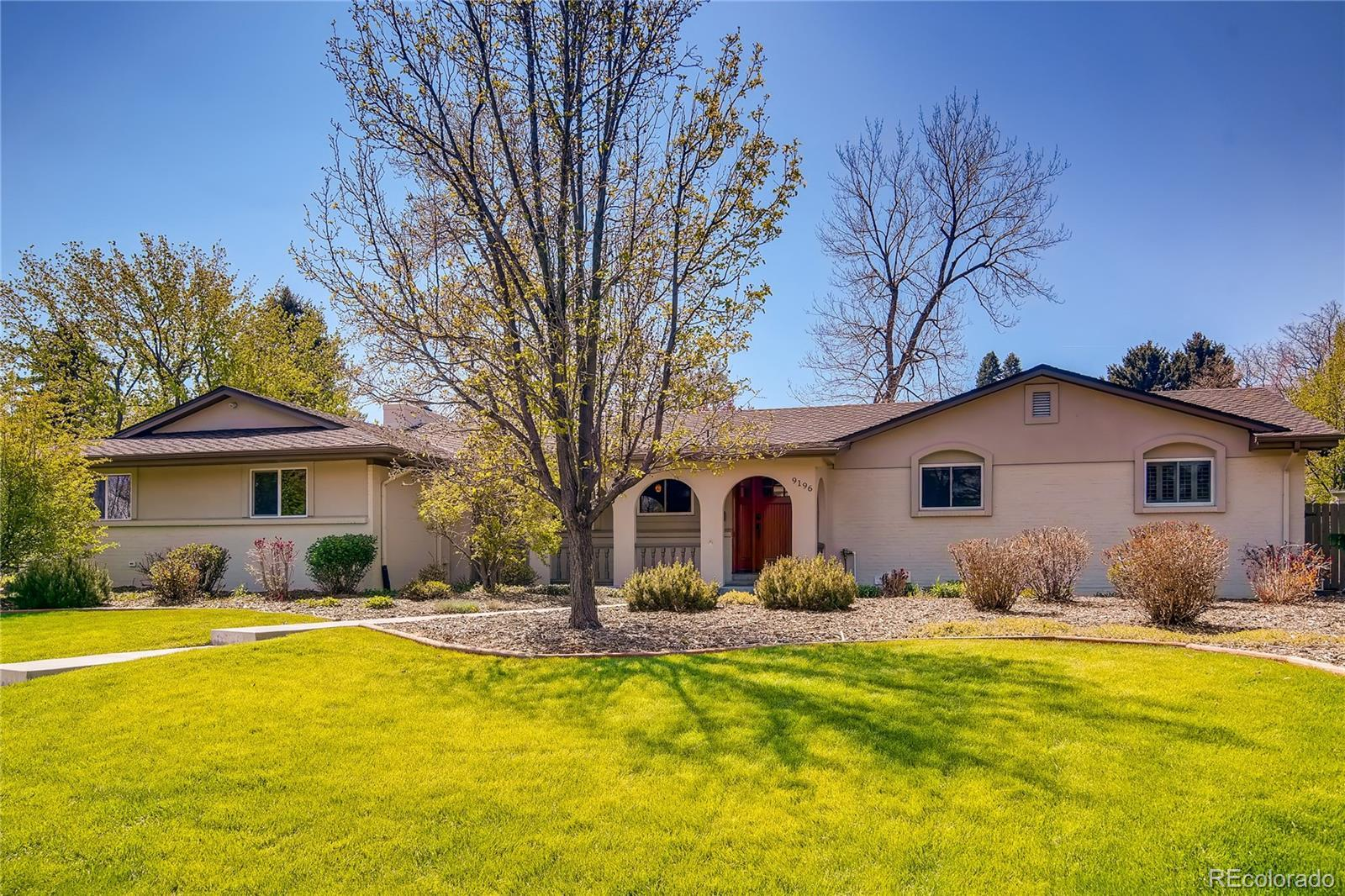 9196 E Stanford Place, Greenwood Village, CO 80111 - #: 1714557