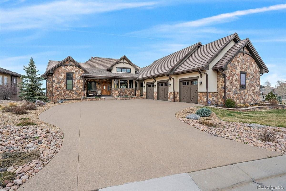 10775 Backcountry Drive, Highlands Ranch, CO 80126 - #: 2836557