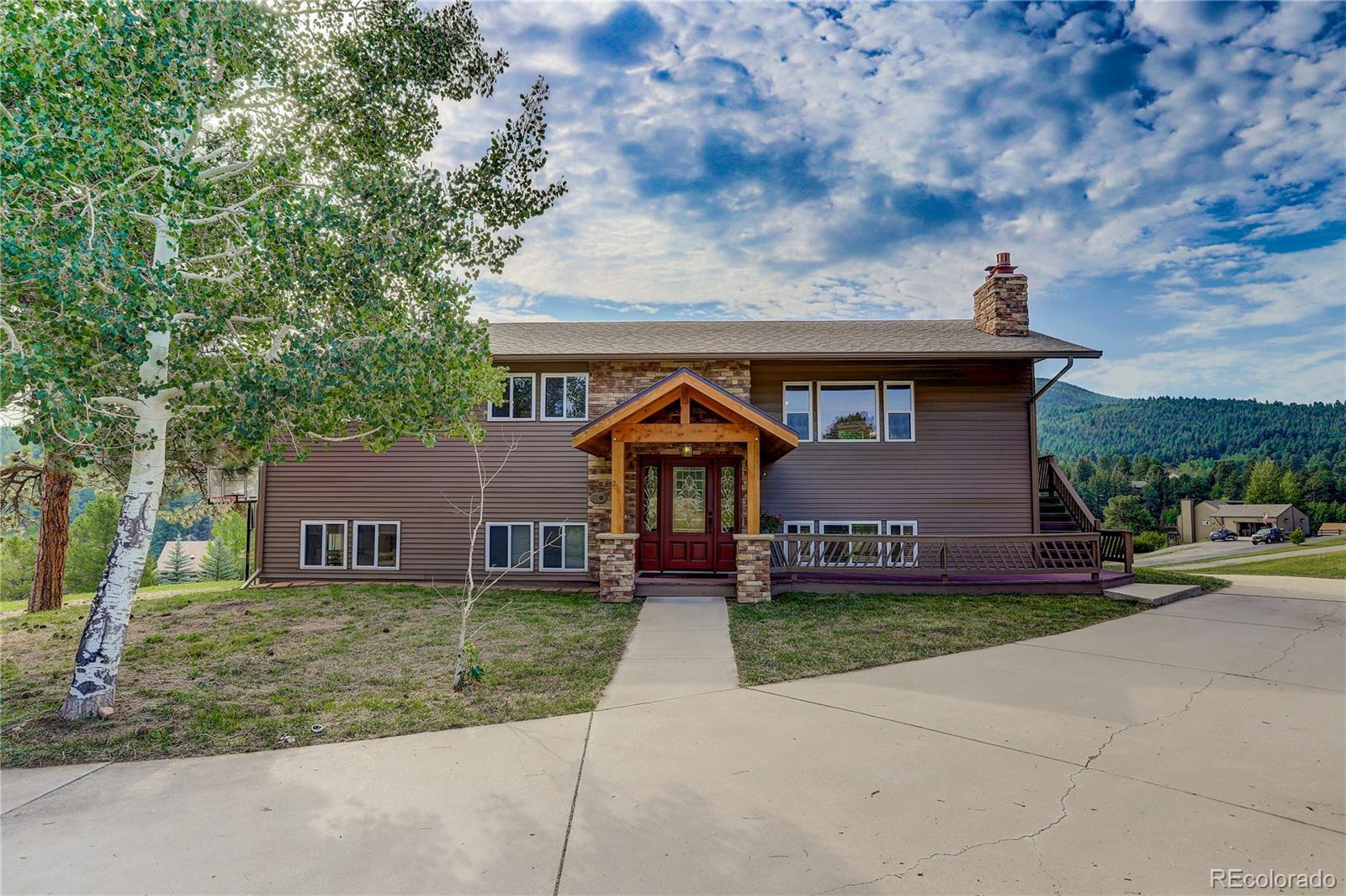 7745 Malamute Trail, Evergreen, CO 80439 - #: 8715561