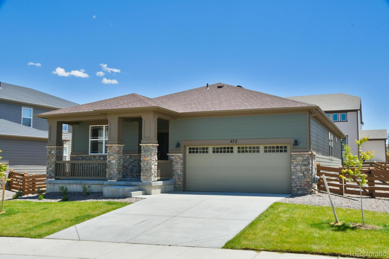 472 Gold Hill Drive, Erie, CO 80516 - #: 3920565
