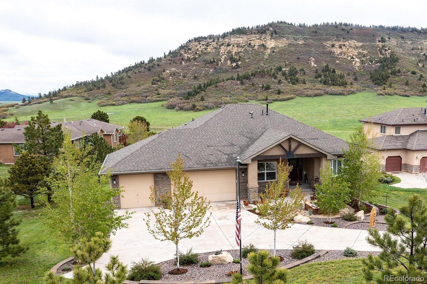 1172 Greenland Forest Drive, Monument, CO 80132 - #: 7504565