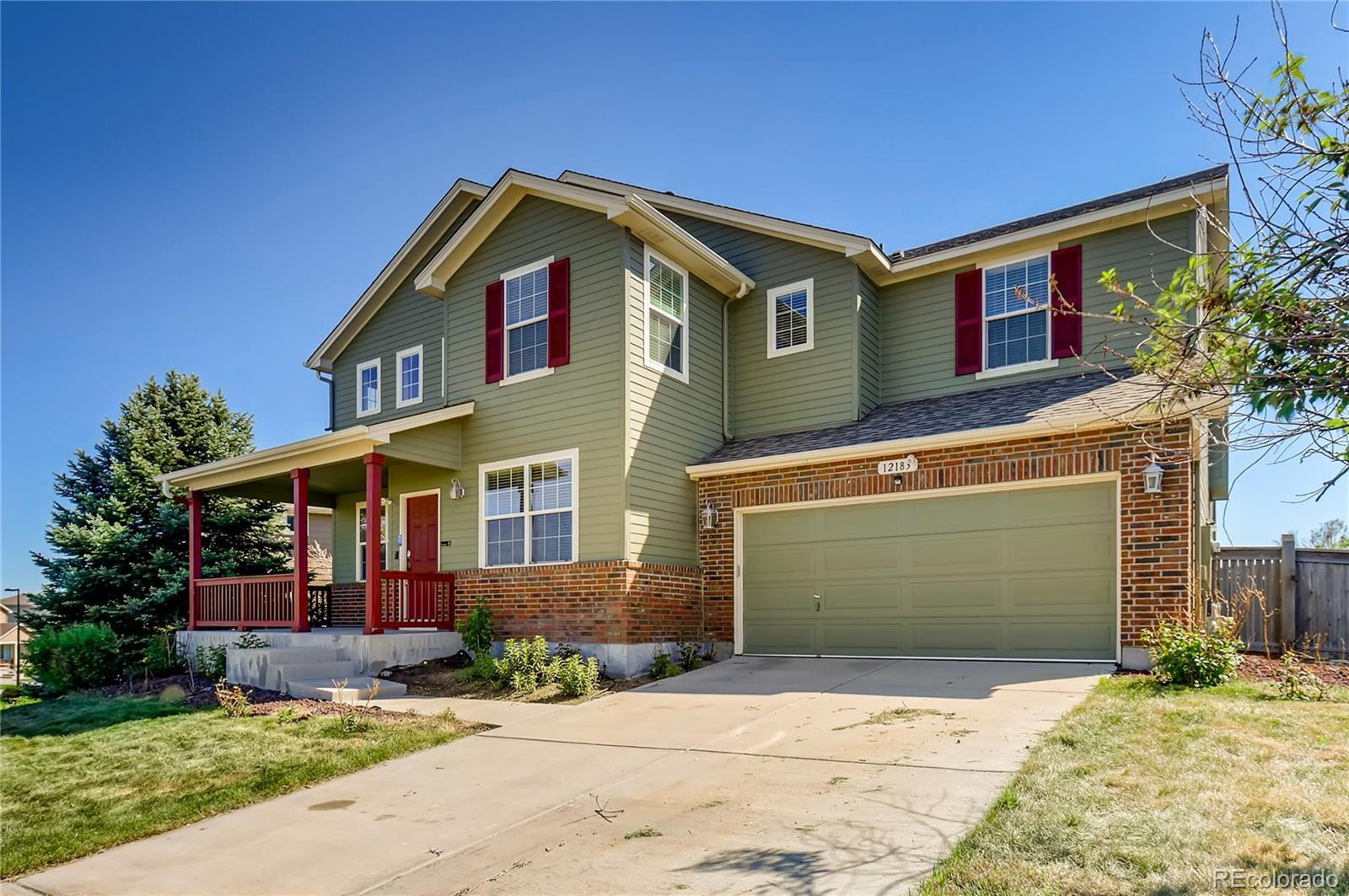 12183 S Red Sky Drive, Parker, CO 80134 - #: 9154569