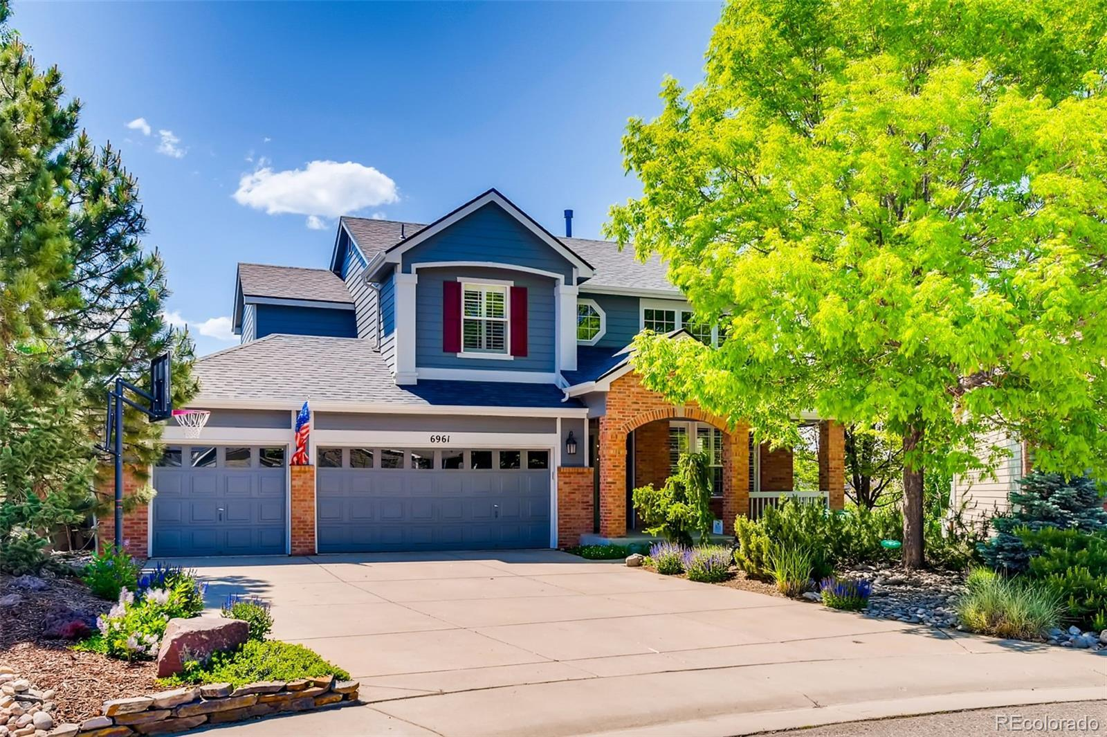 6961 Daventry Place, Castle Pines, CO 80108 - #: 9417570