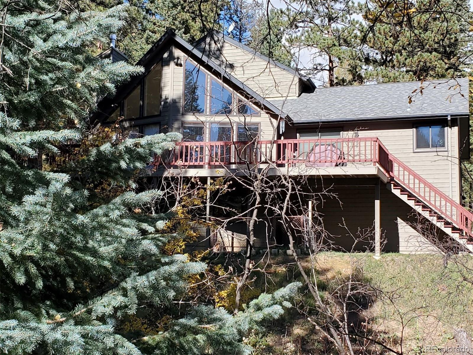 6562 Iroquois Trail, Evergreen, CO 80439 - #: 2018571