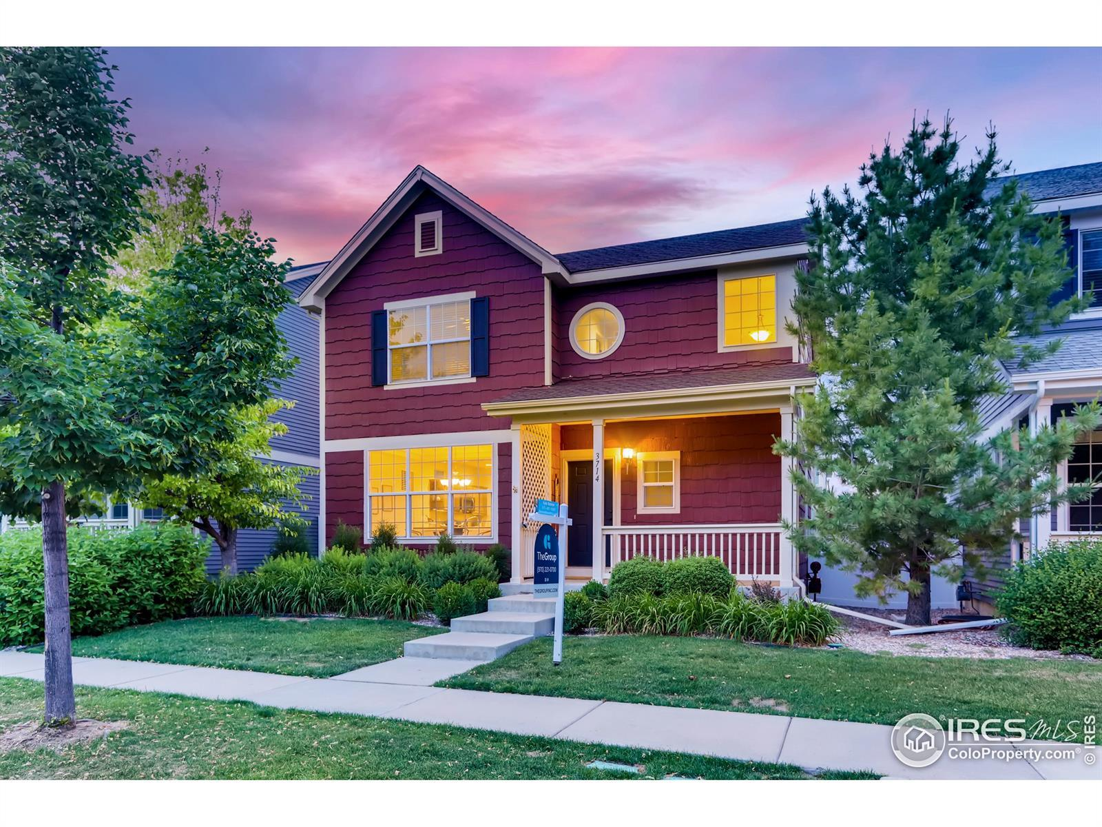 3714 Observatory Drive, Fort Collins, CO 80528 - #: IR943571