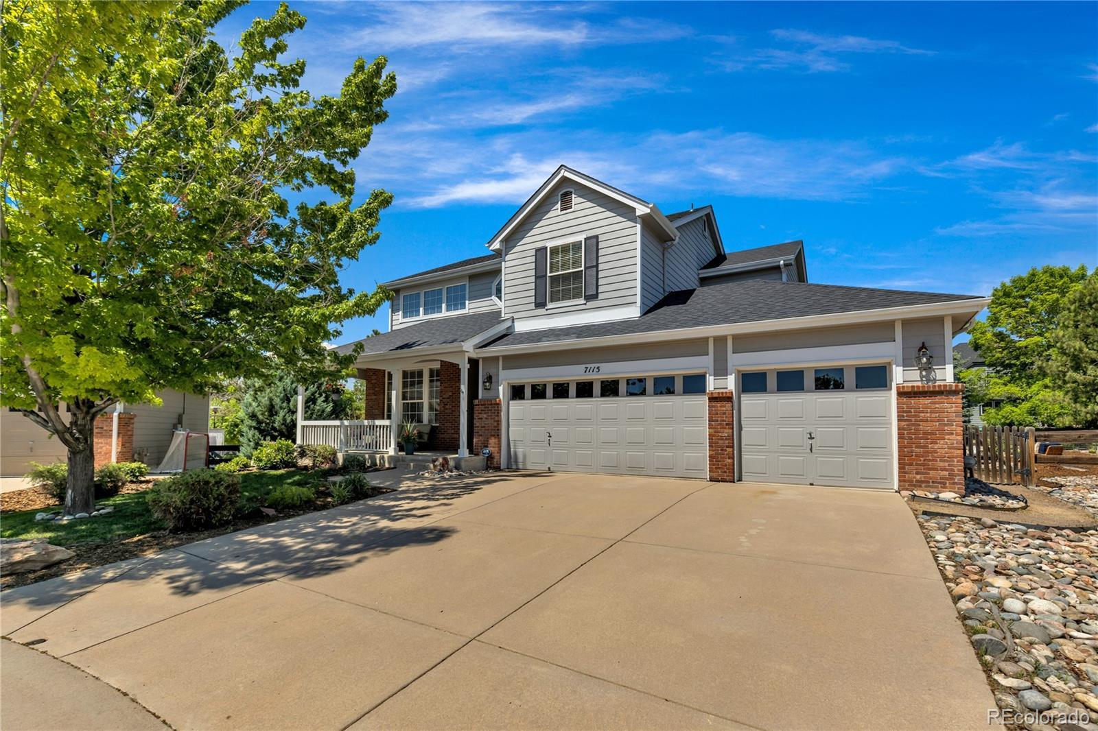 7115 Welford Place, Castle Pines, CO 80108 - #: 2855572
