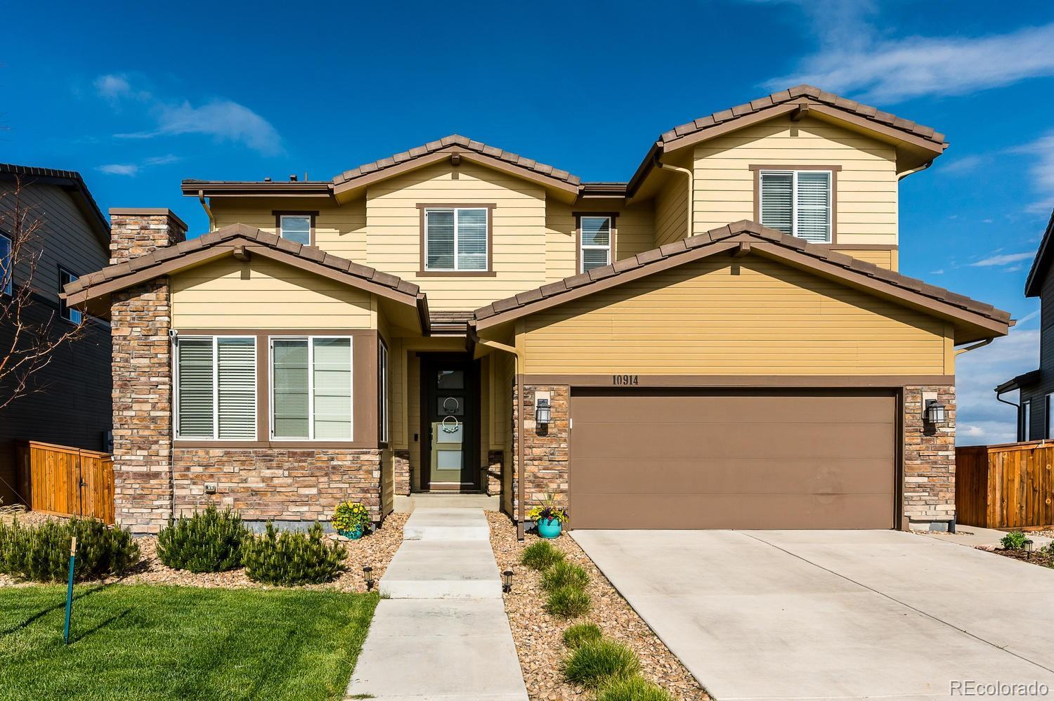 10914 Touchstone Loop, Parker, CO 80134 - #: 5732572