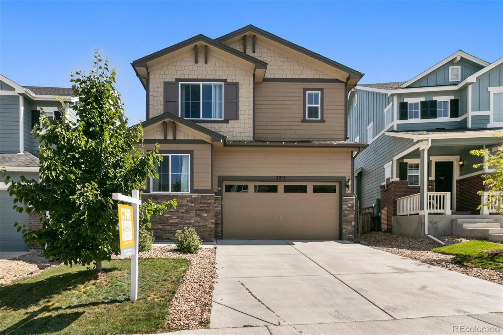 3212 Youngheart Way, Castle Rock, CO 80109 - #: 3366577