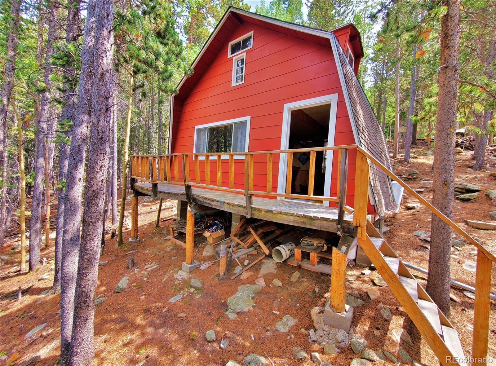 4156 Hidden Wilderness Road, Idaho Springs, CO 80452 - #: 2855580