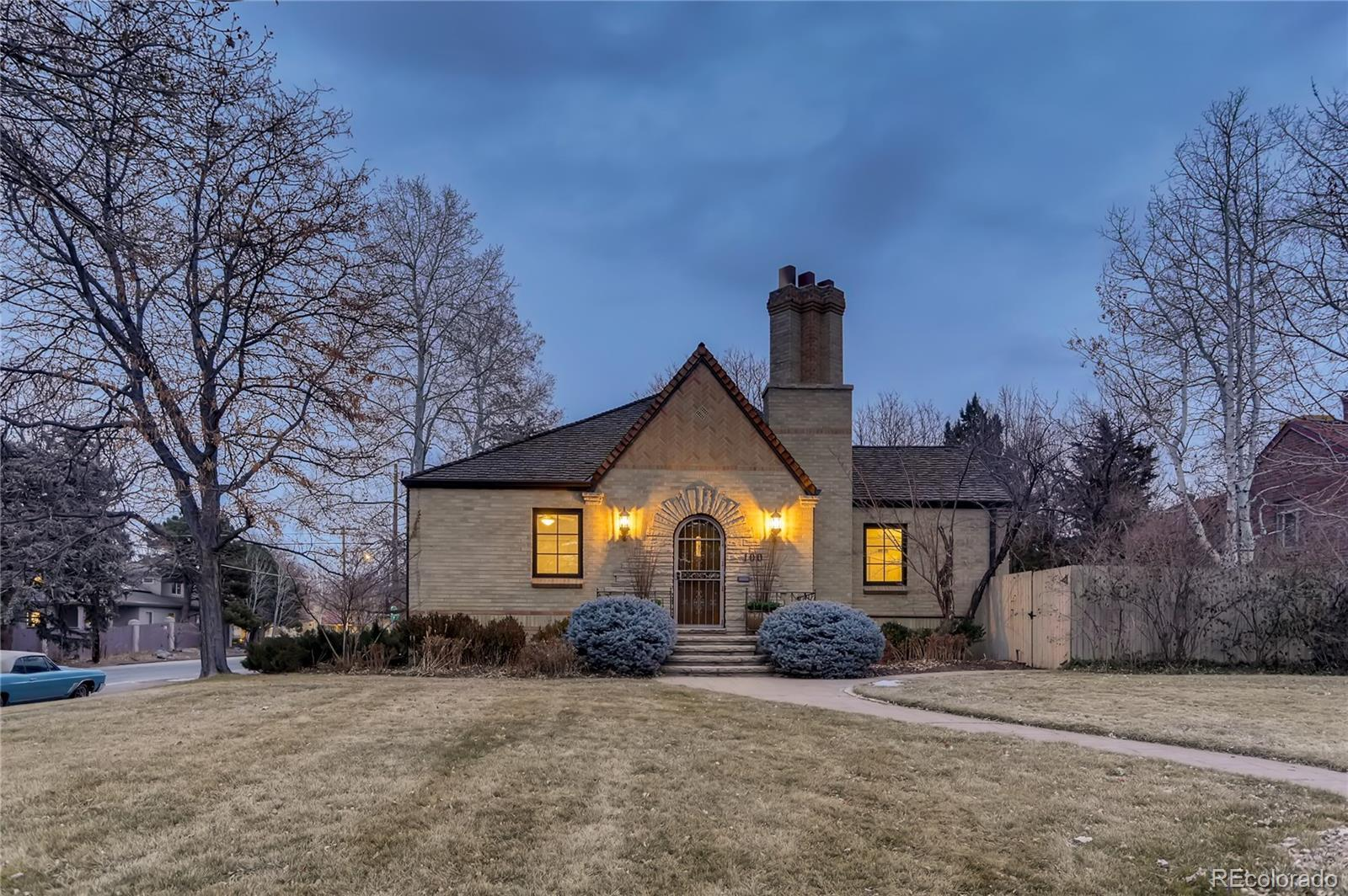 100 S Elm Street, Denver, CO 80246 - #: 5527582