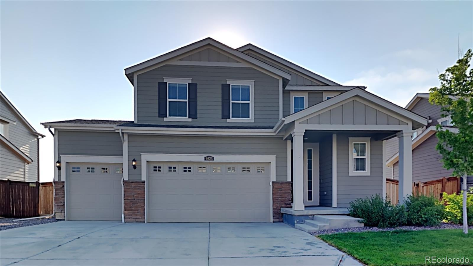 9523 Pitkin Street, Commerce City, CO 80022 - #: 9323587