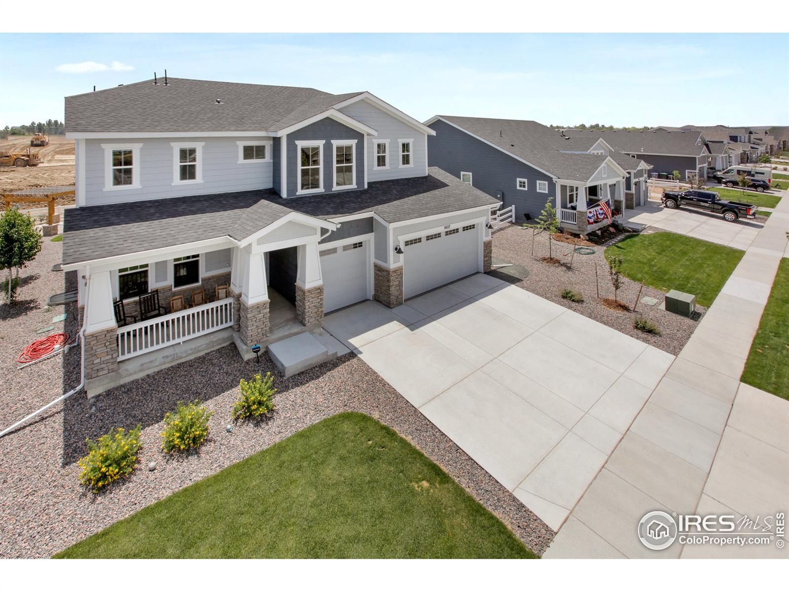 5027 Old Ranch Drive, Longmont, CO 80503 - #: IR945589