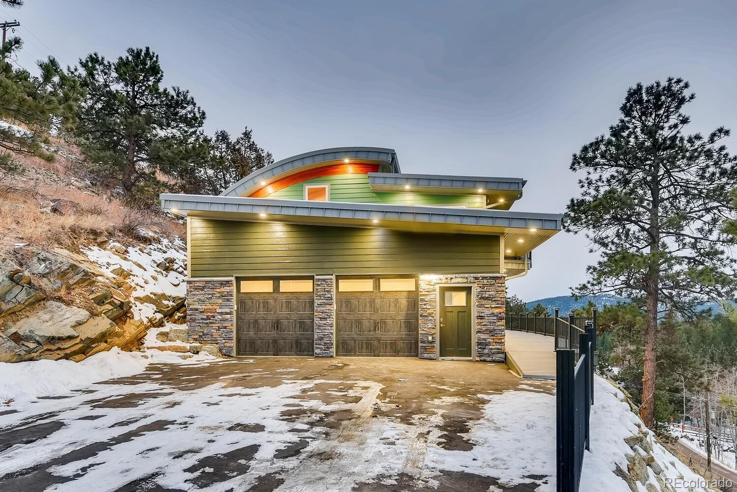 1224 Stagecoach Boulevard, Evergreen, CO 80439 - #: 6609591