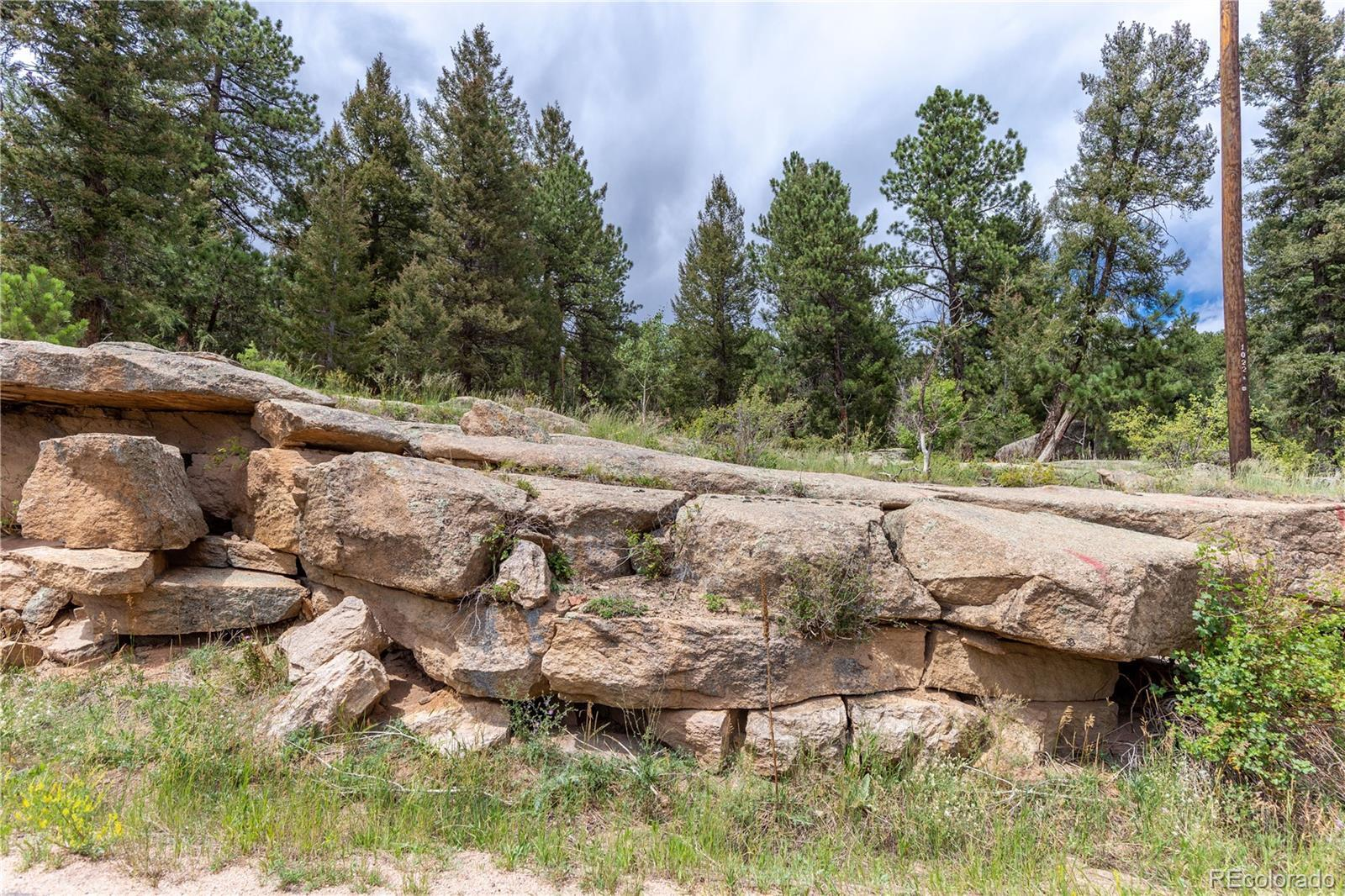 0 S US Highway 285 Frontage Road, Conifer, CO 80433 - #: 9743593