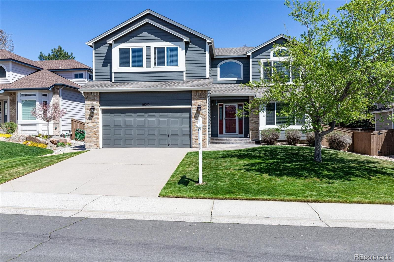 10210 Silver Maple Circle, Highlands Ranch, CO 80129 - #: 7651595