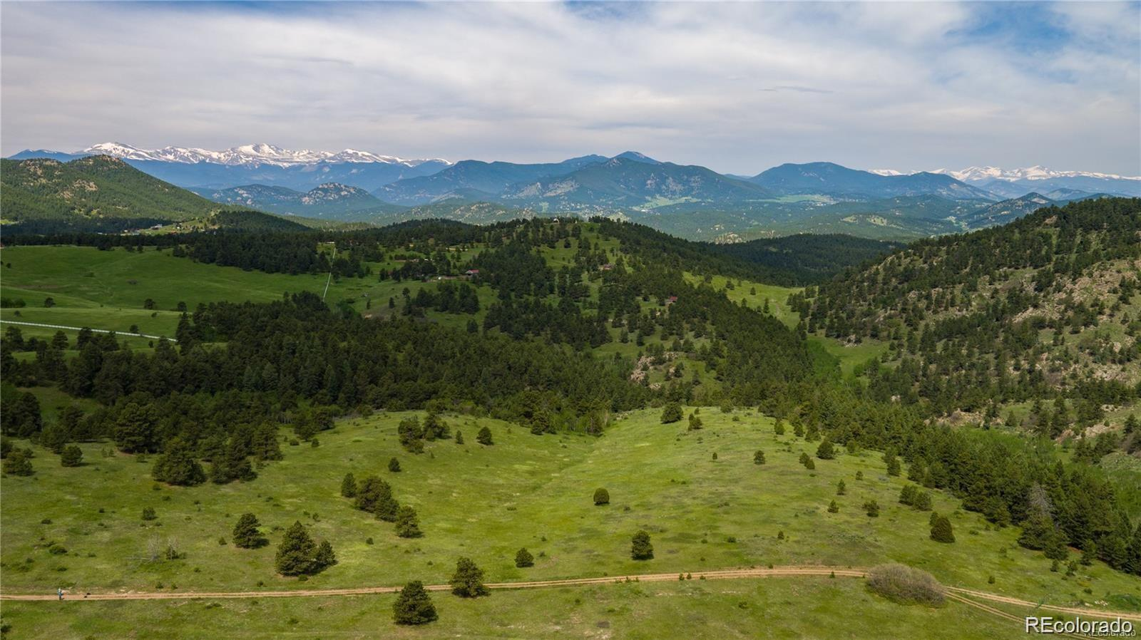 0 Falcon View Road, Indian Hills, CO 80454 - #: 1843597