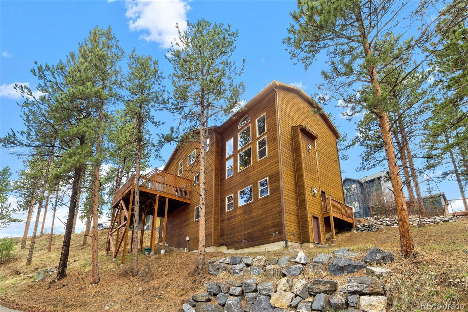 3133 Kitten Tails Way, Evergreen, CO 80439 - #: 6686597