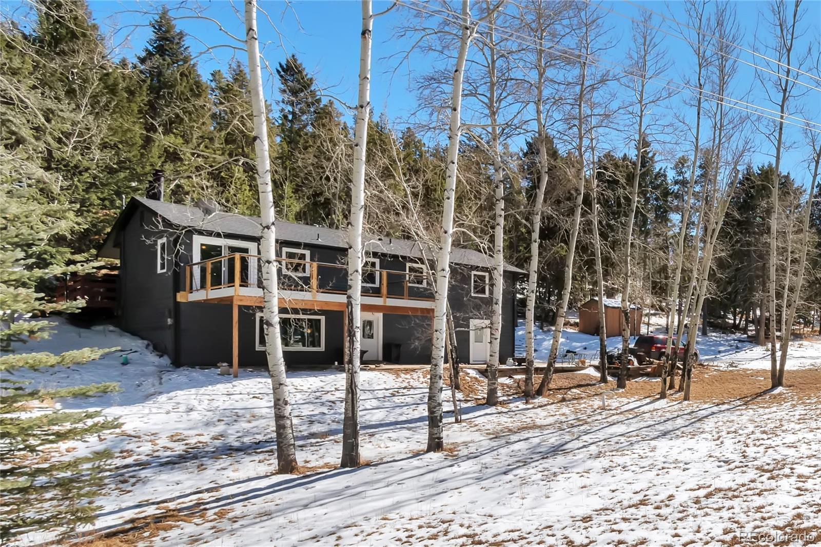 6910 Brook Forest Drive, Evergreen, CO 80439 - #: 7585601