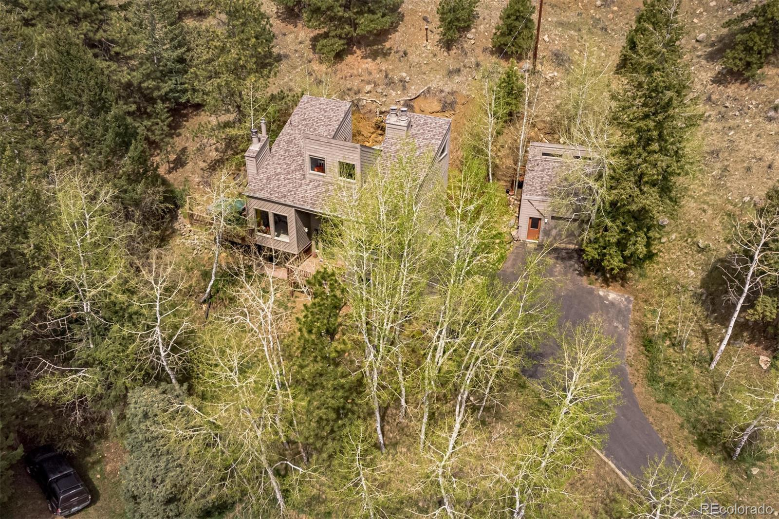 703 Meadow View Drive, Evergreen, CO 80439 - #: 8233602