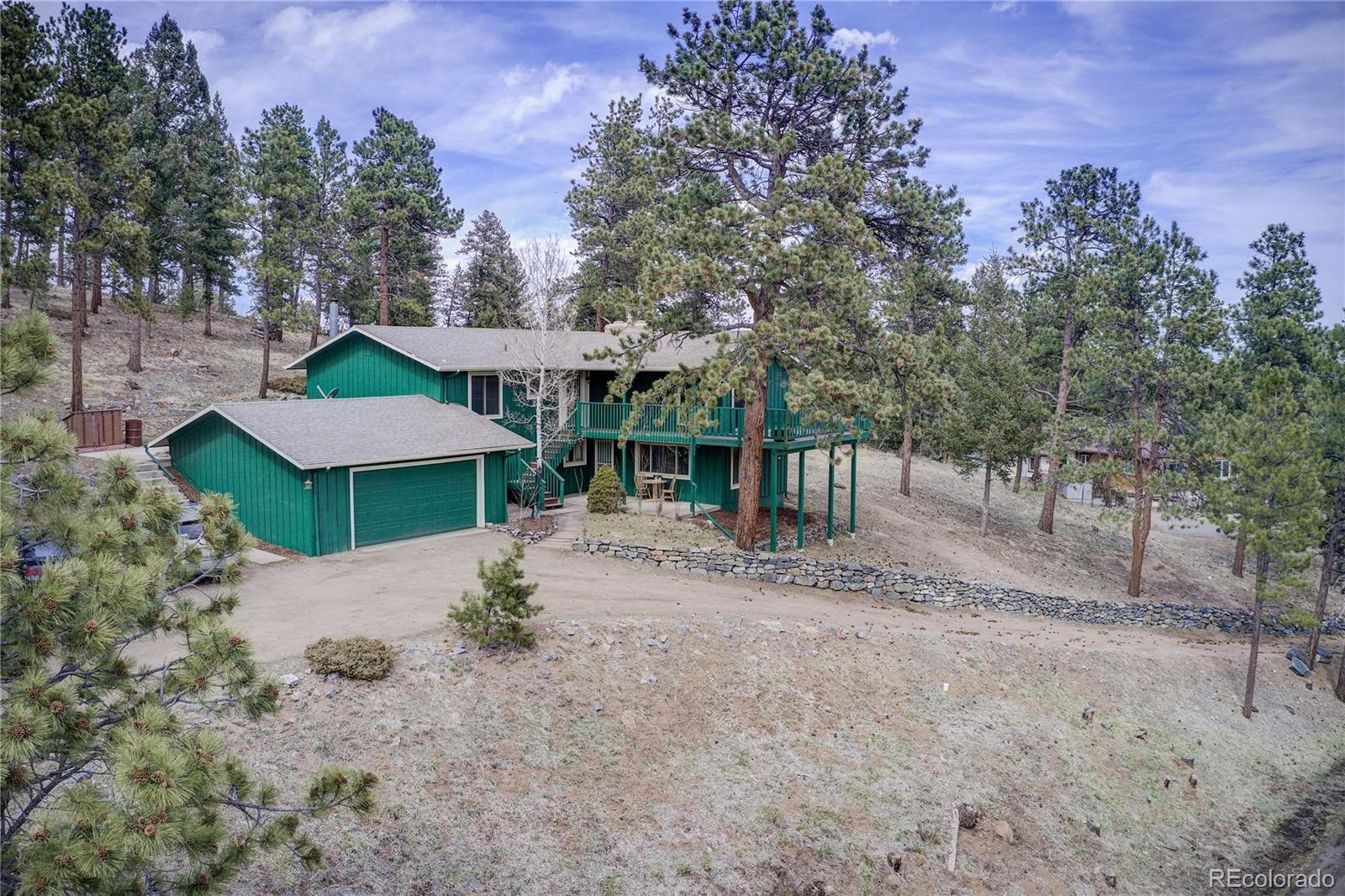 30171 Marge Lane, Evergreen, CO 80439 - #: 4339605