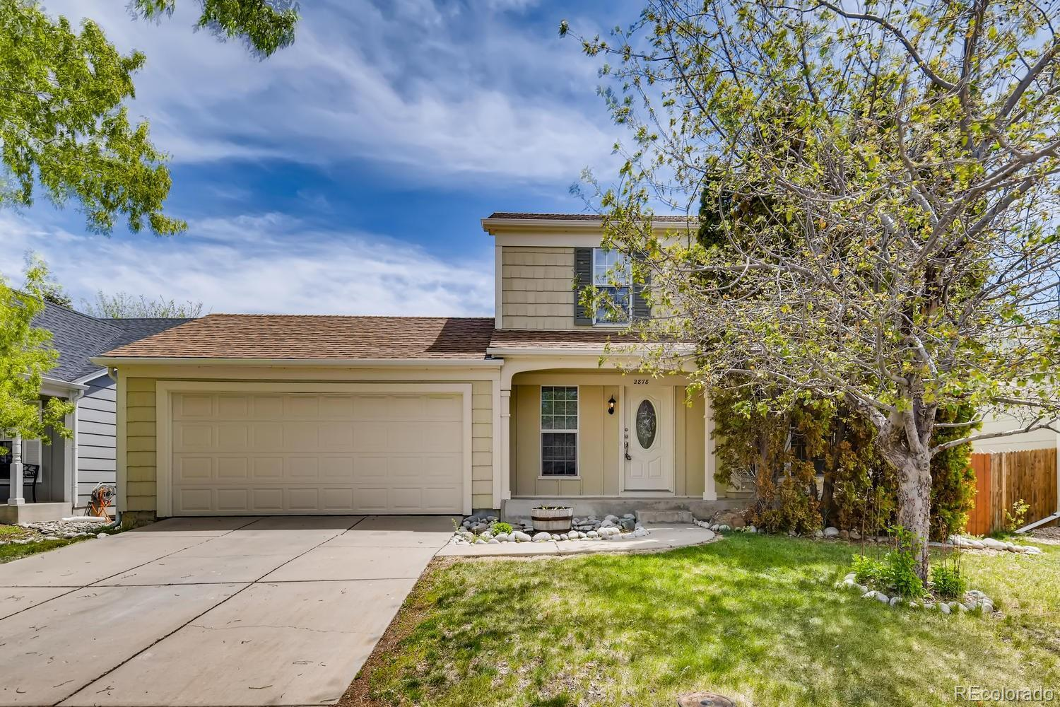 2878 S Espana Court, Aurora, CO 80013 - #: 4663605