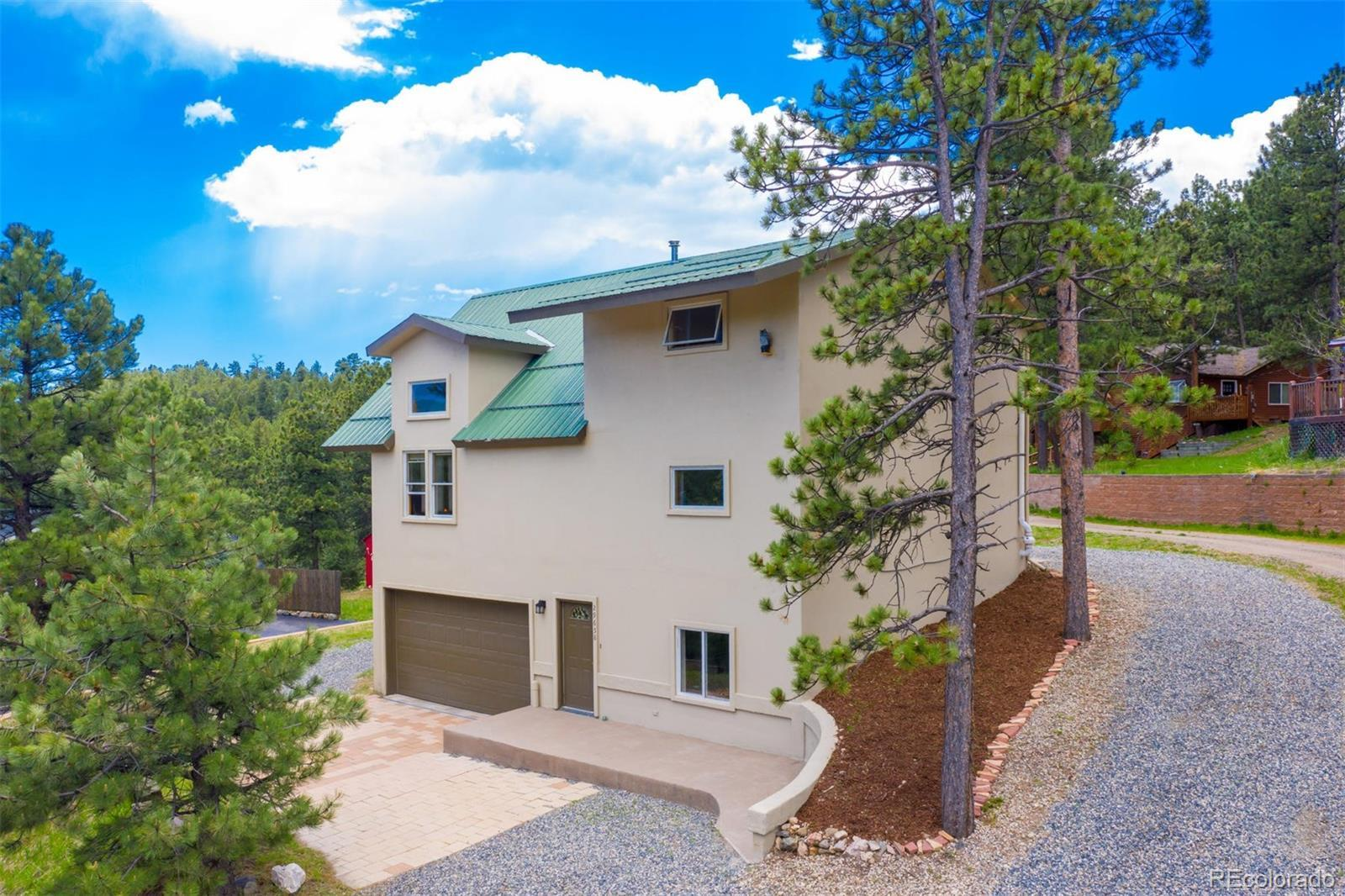 29658 Spruce Road, Evergreen, CO 80439 - #: 5592605
