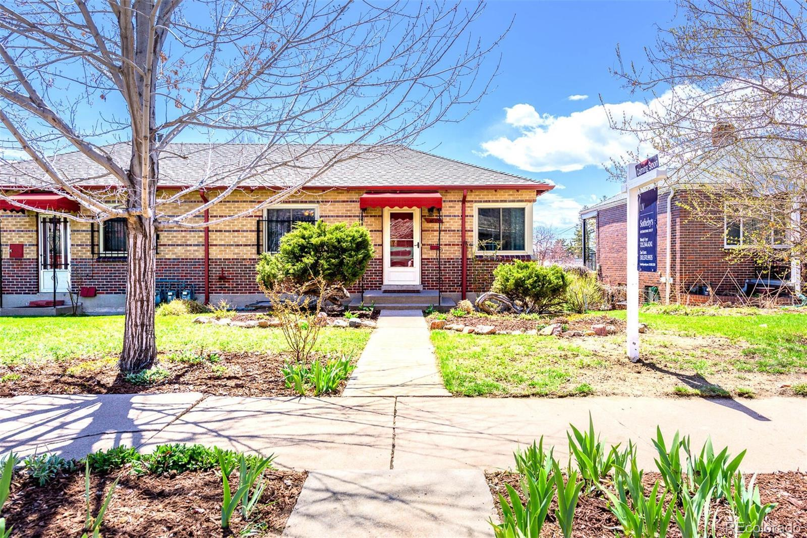 4610 W Hayward Place, Denver, CO 80212 - #: 7393608