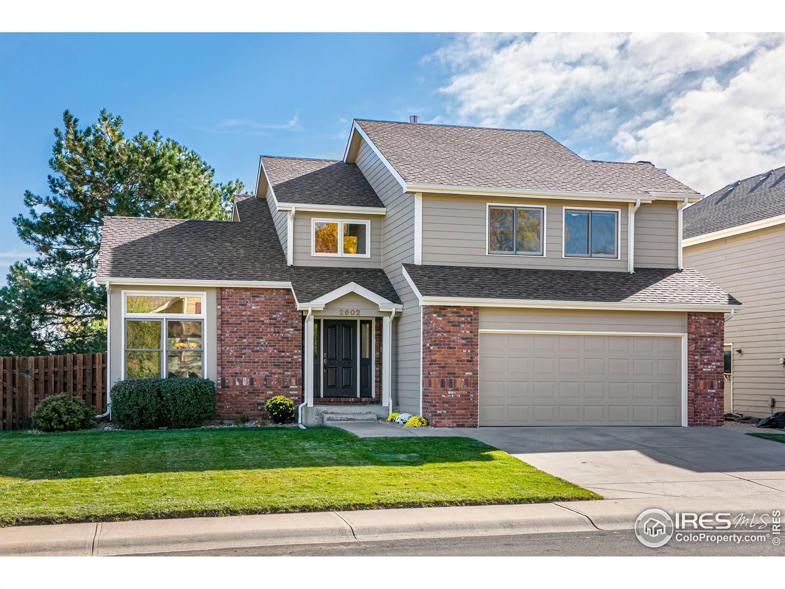 2602 Pasquinel Drive, Fort Collins, CO 80526 - #: IR926609