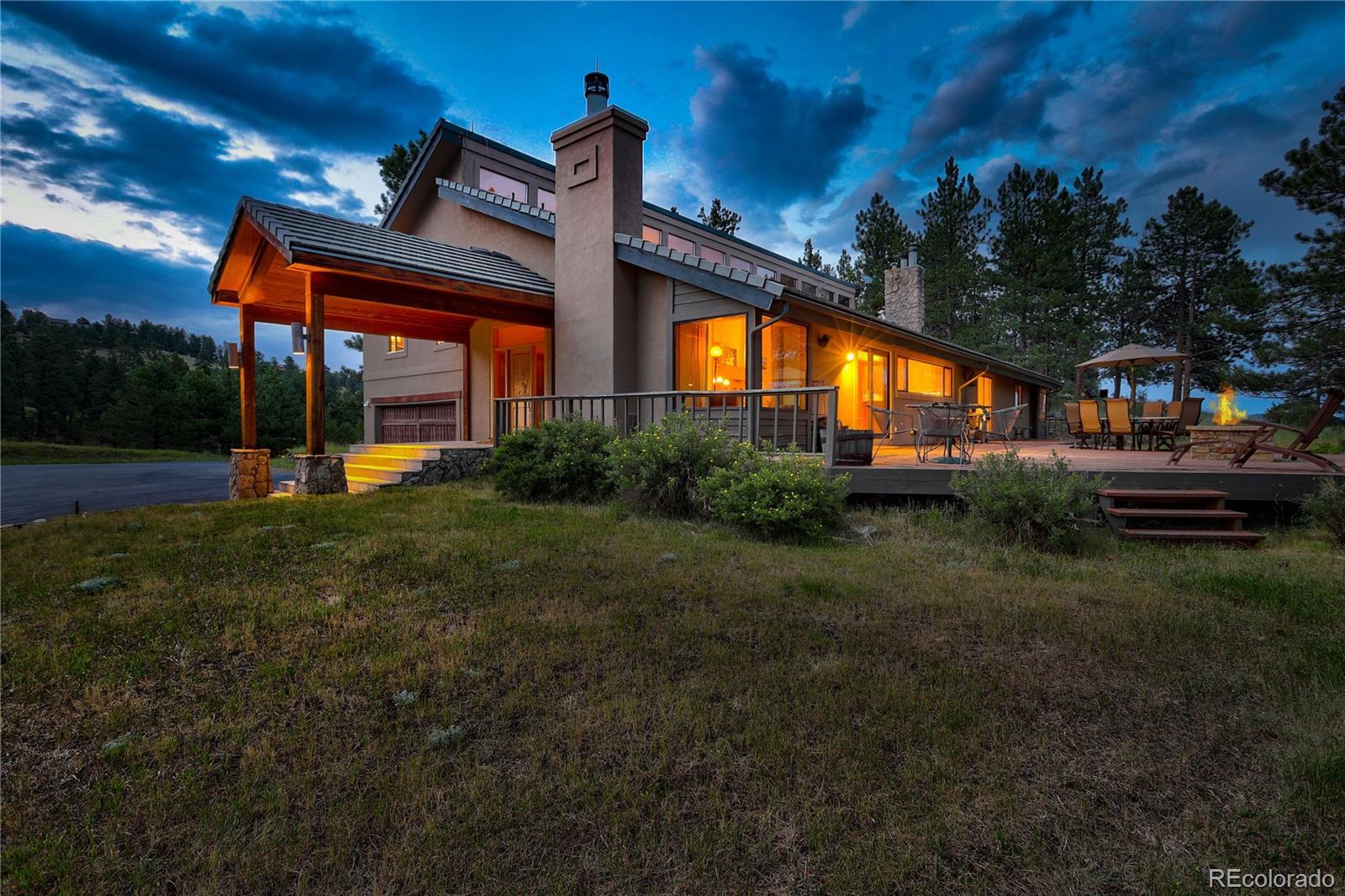 32728 Alta Vista Drive, Evergreen, CO 80439 - #: 9219611