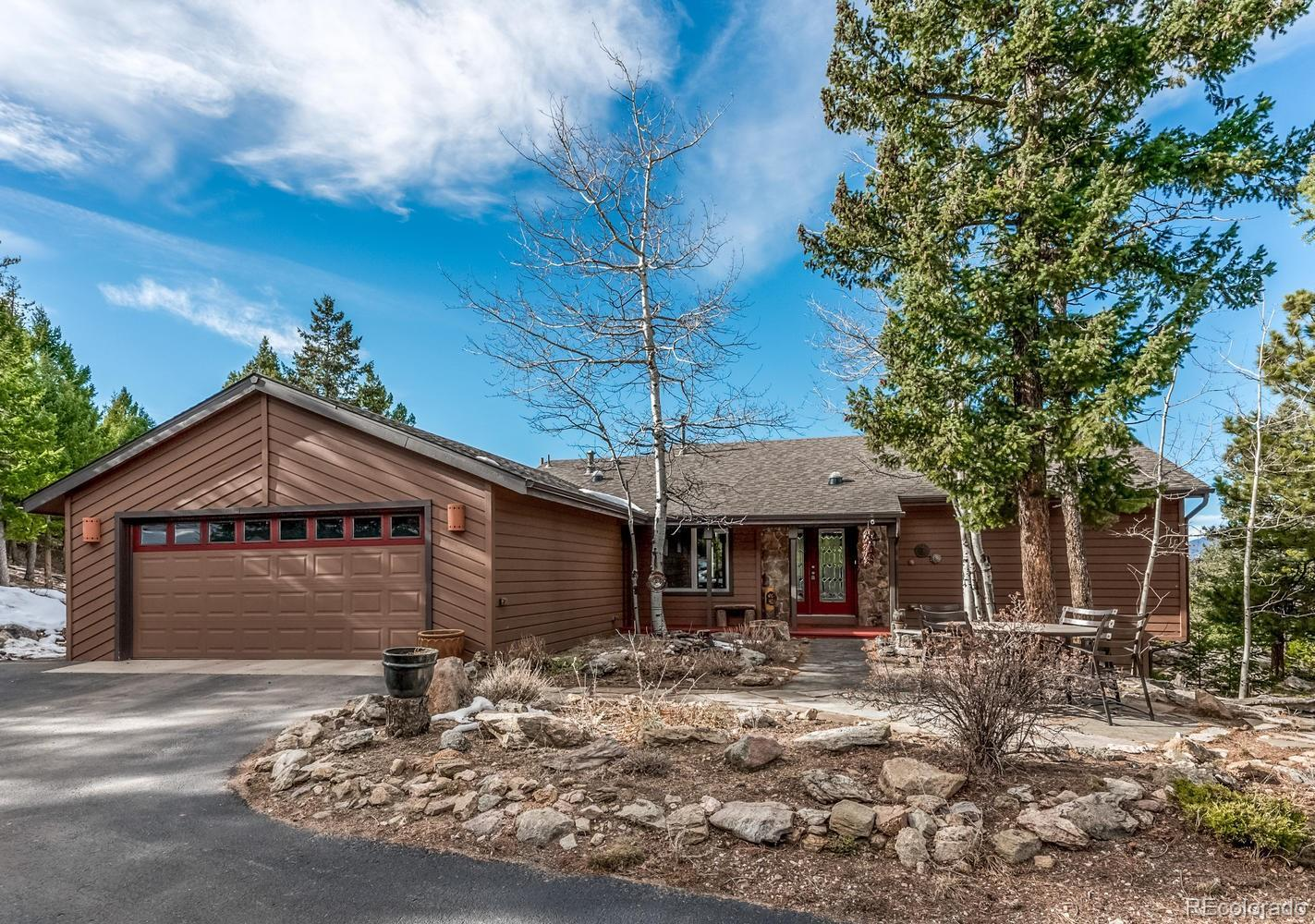 7865 Armadillo Trail, Evergreen, CO 80439 - #: 5599612