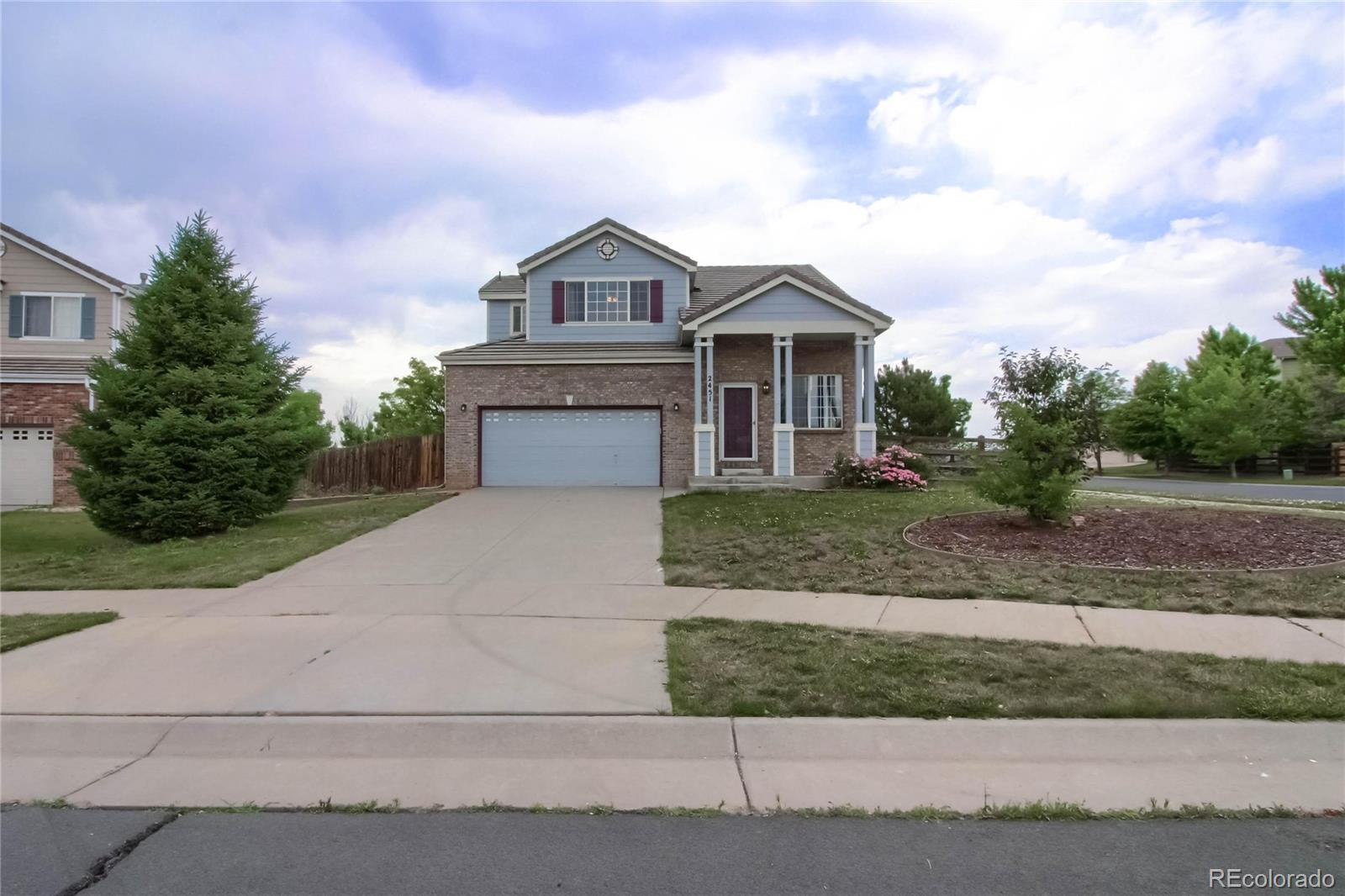 2451 S Andes Circle, Aurora, CO 80013 - #: 9872613