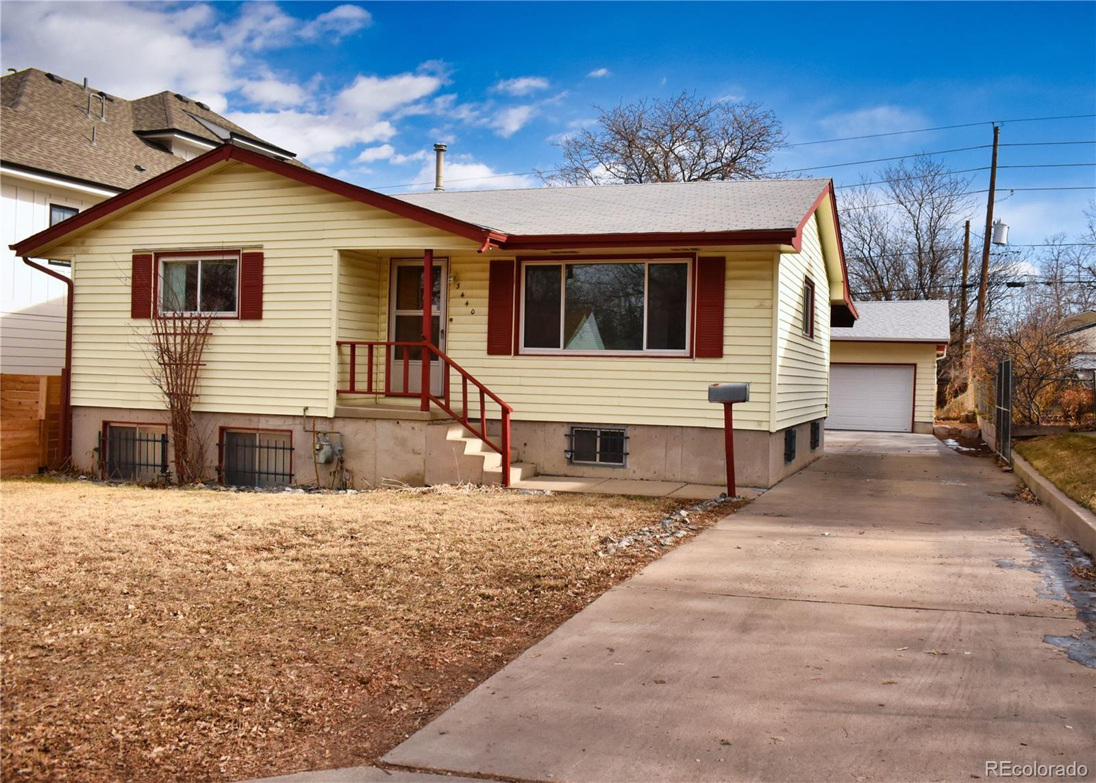 3440 Chase Street, Wheat Ridge, CO 80212 - #: 9852614