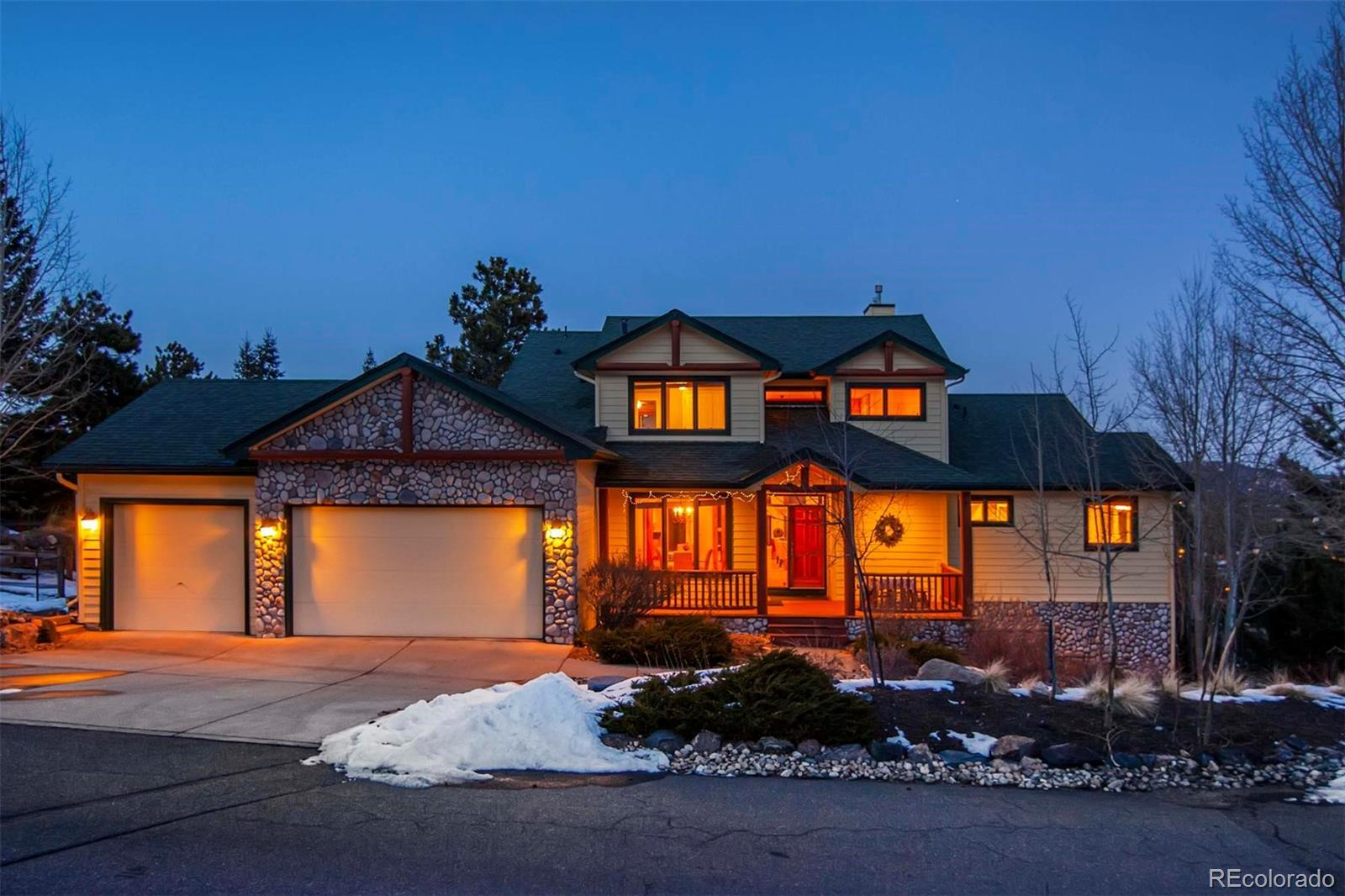 3124 Elk View Drive, Evergreen, CO 80439 - #: 7610620