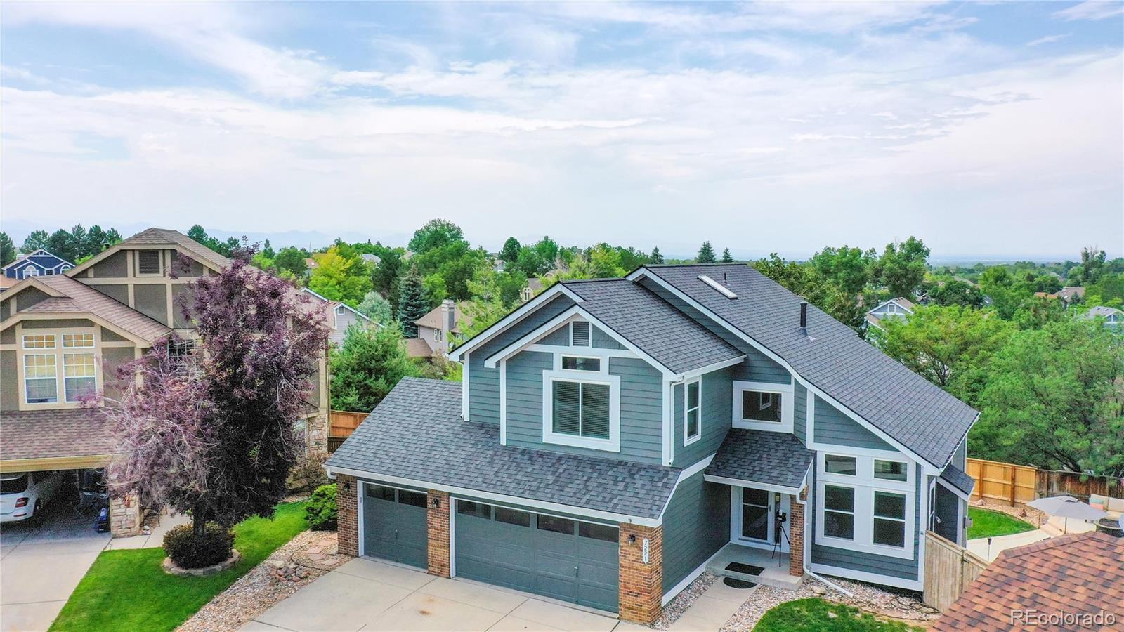 7221 Buckingham Place, Highlands Ranch, CO 80130 - #: 7866621