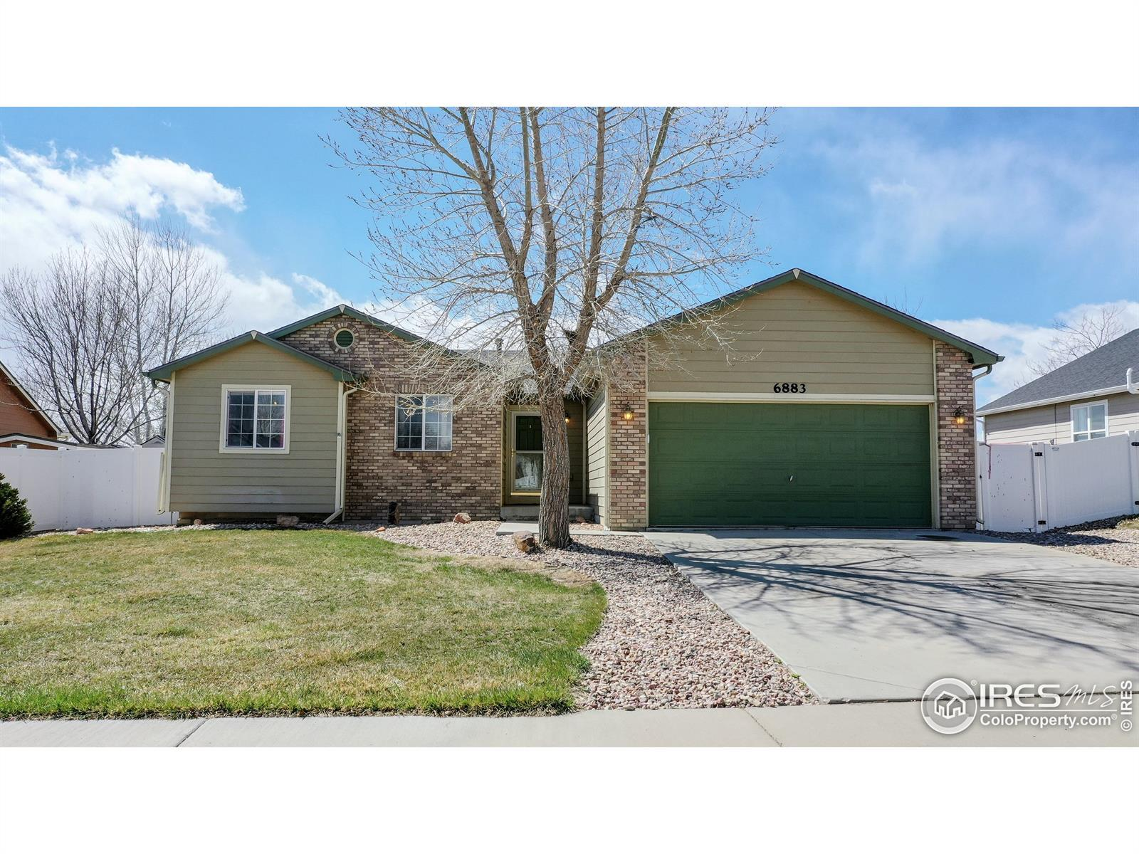 6883 Mount Nimbus Street, Wellington, CO 80549 - #: IR937623