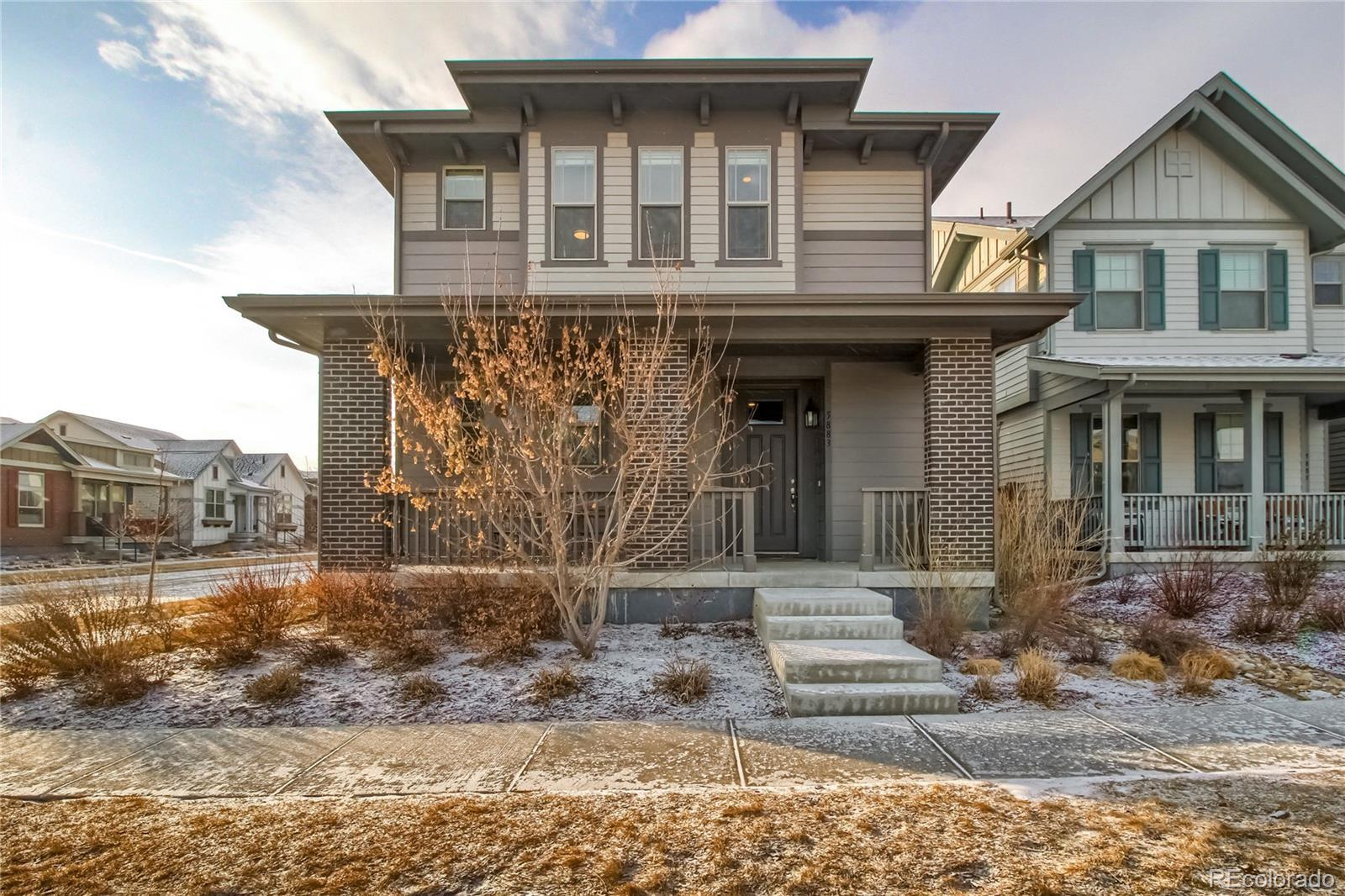 5883 Alton Street, Denver, CO 80238 - #: 2505627