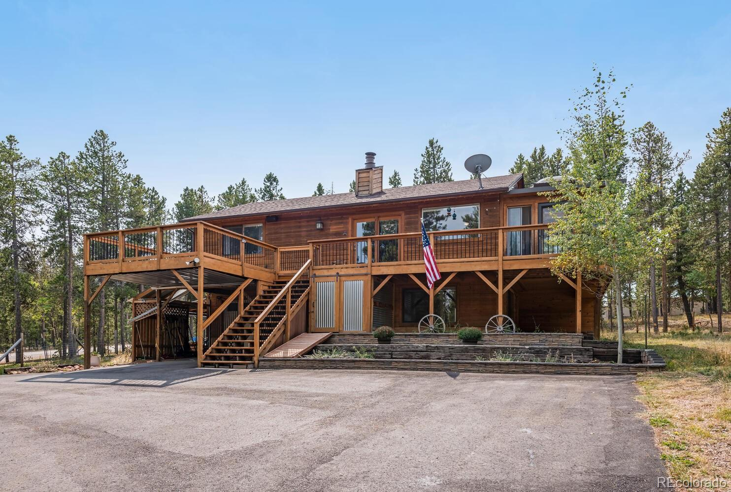 31575 Griffin Drive, Conifer, CO 80433 - #: 5699627