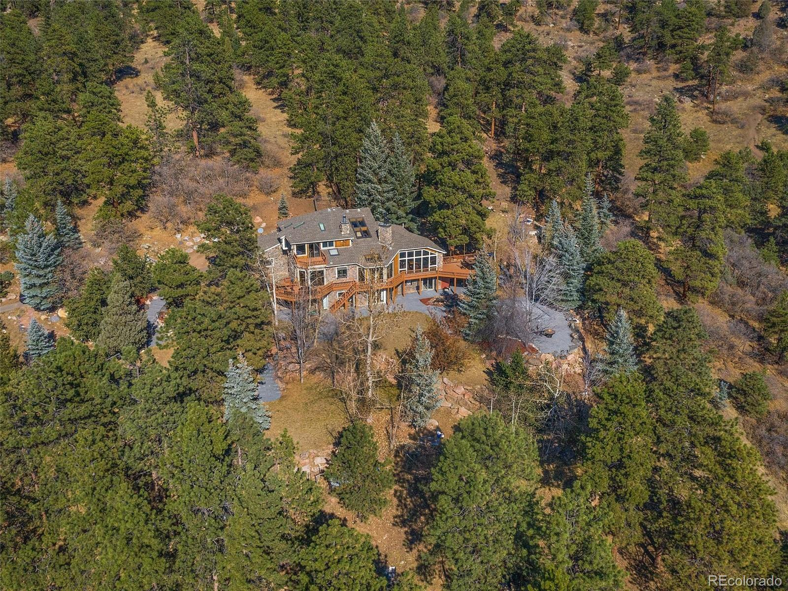 4398 Cameyo Road, Indian Hills, CO 80454 - #: 8205627
